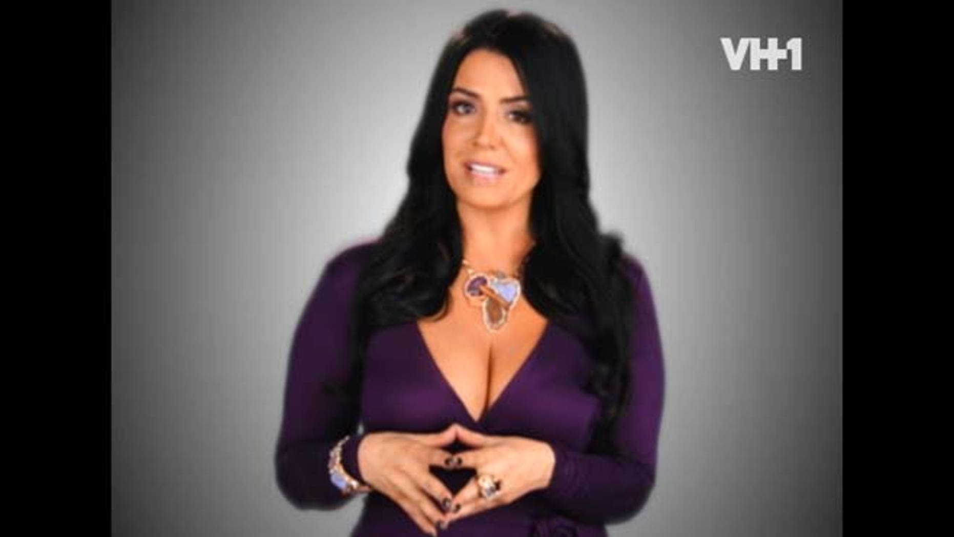 """Ramona Rizzo, of """"Mob Wives,"""" is shown."""