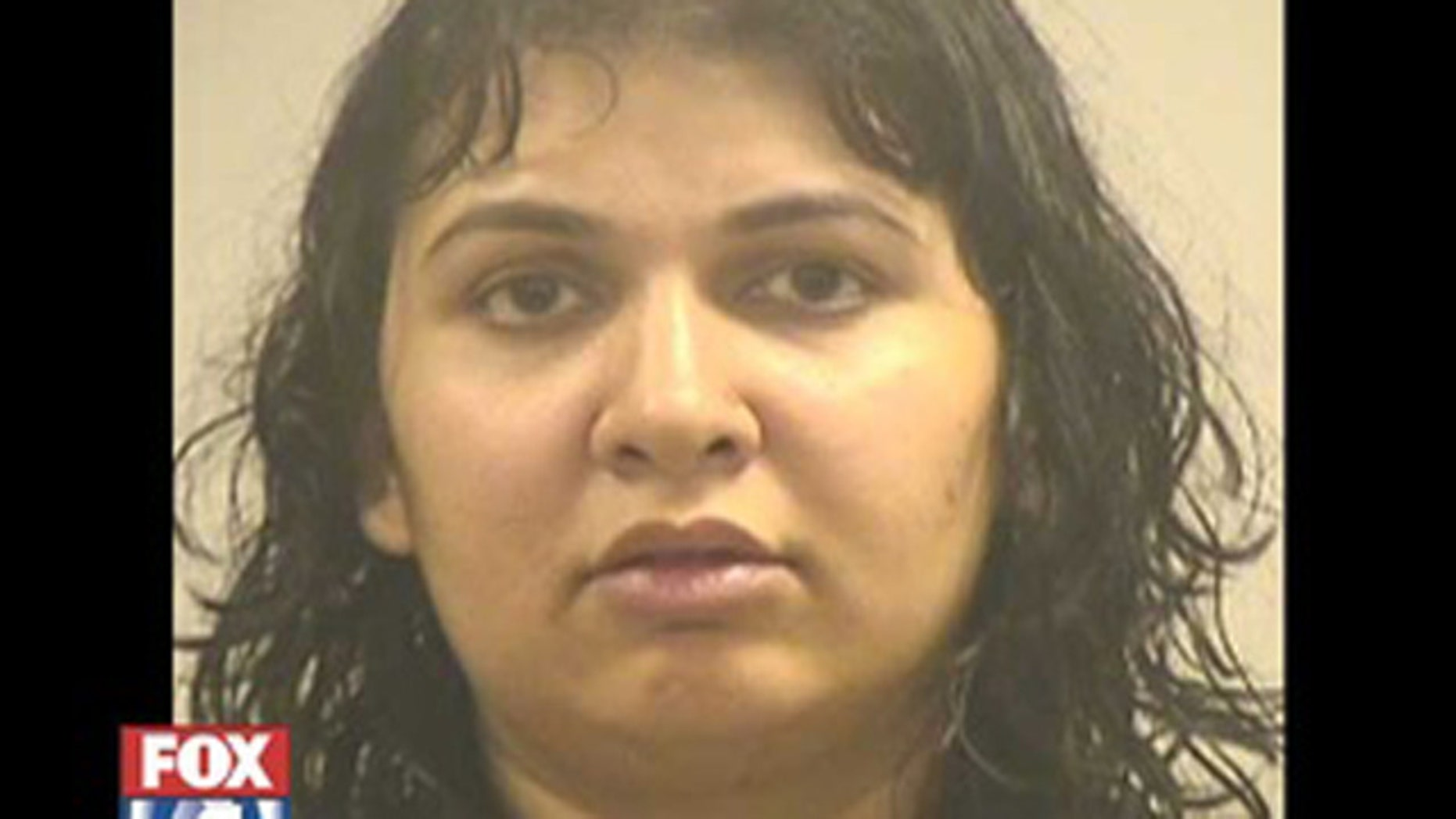 Police said 30-year-old Saiqa Akhter strangled 5-year-old Zain and 2-year-old Faraal.