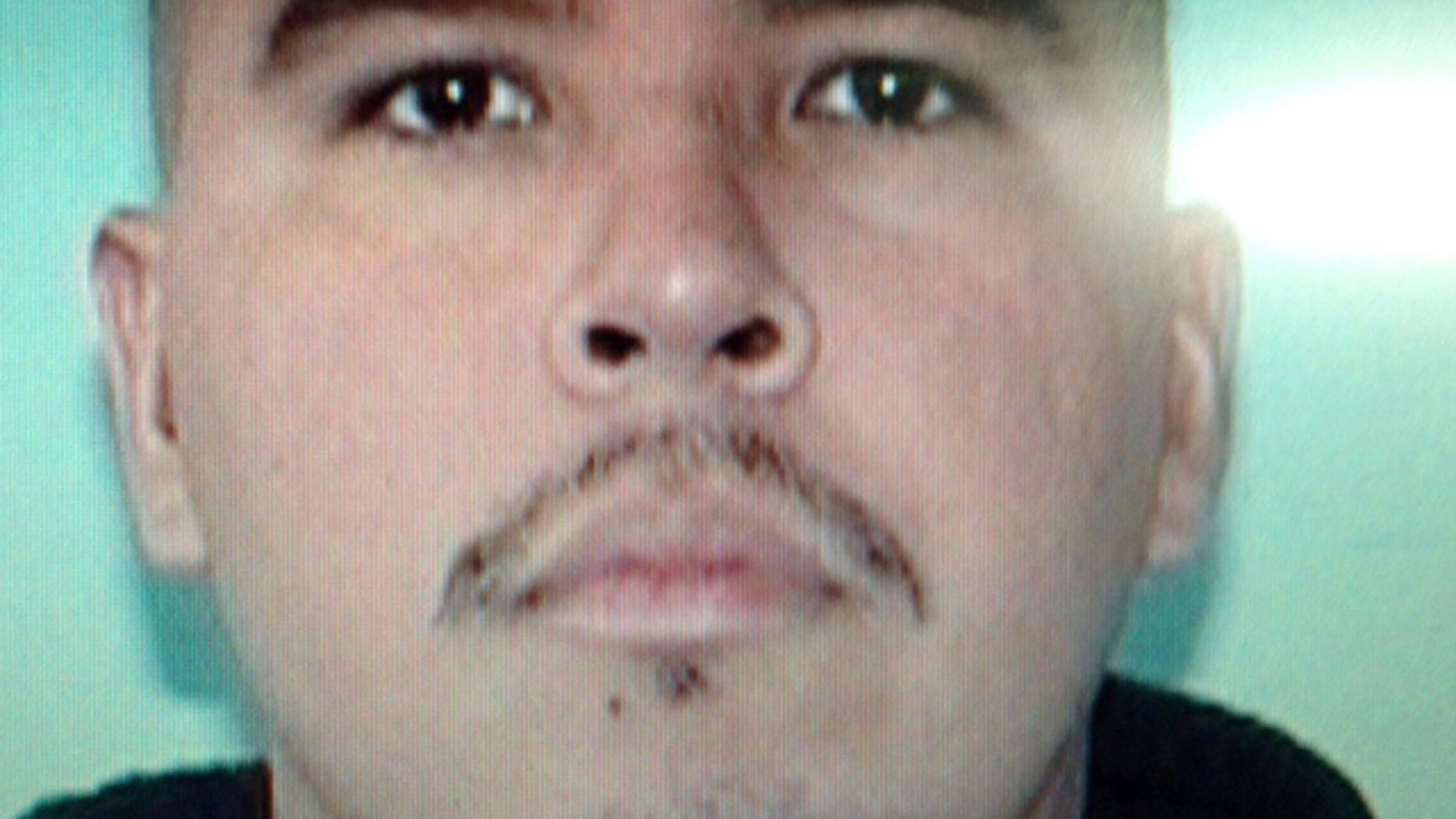 This undated photo provided by the Albuquerque police department shows David Hernandez, 31.