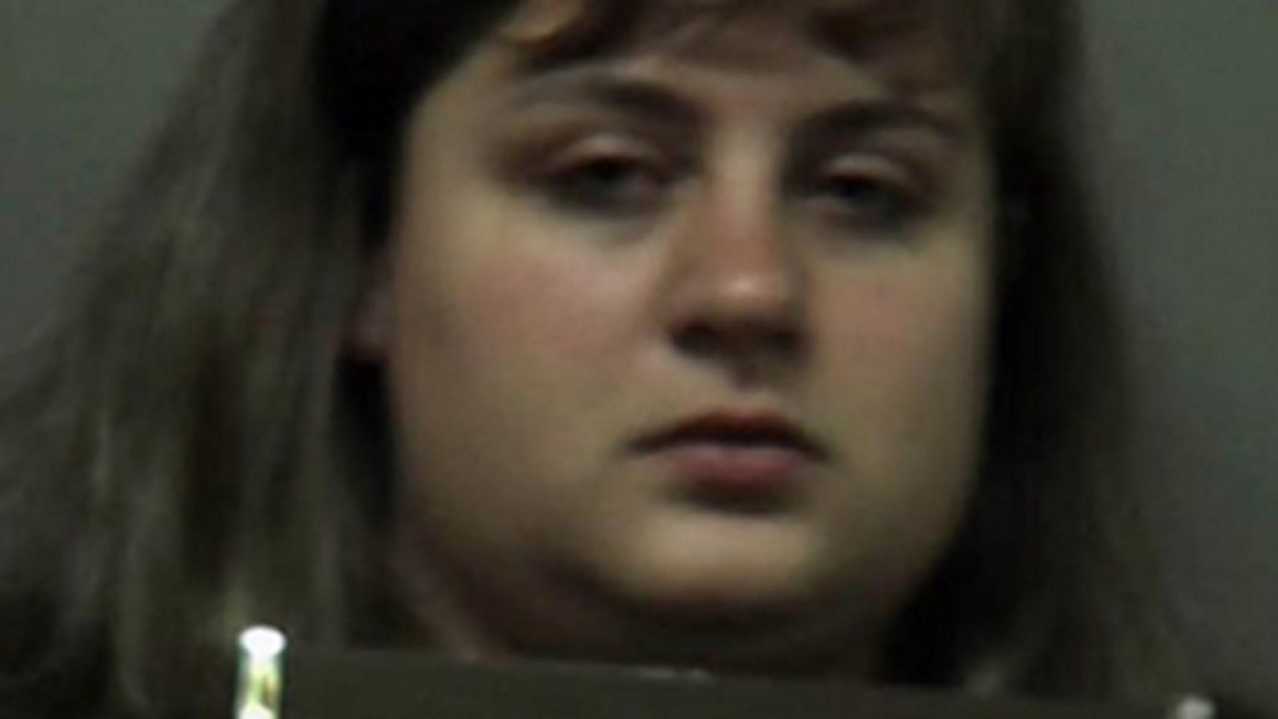 Maryland State Police arrested Samantha Unger, 23, who allegedly told officers that she put drops of Visine into water and juice for her 3-year-old and that her 1-year-old became sick by drinking them accidentally.