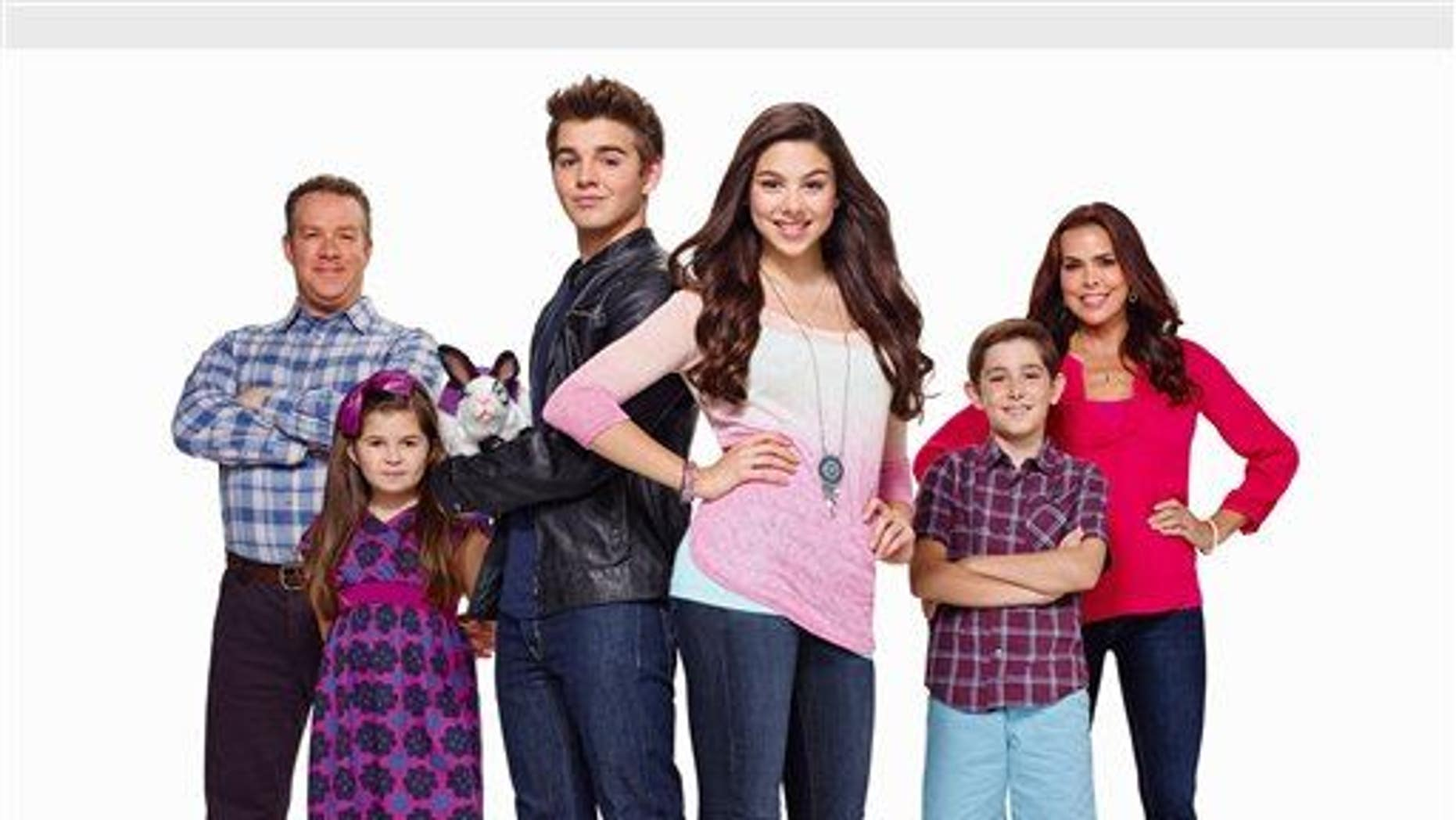 SIBLING RIVALRY GETS SUPERCHARGED IN NEW FAMILY COMEDY SERIES PREMIERING NOV. 2 AT 9 P.M. (ET/PT) ON NICKELODEON.
