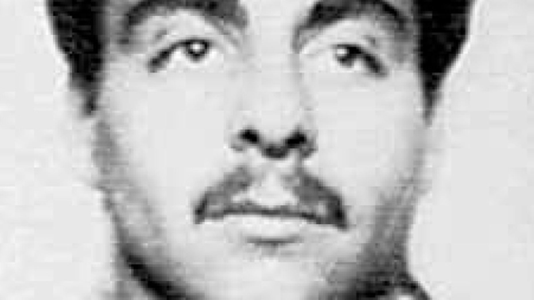 FILE: This photo provided by the U.S. Marshals Service shows Vincent Legrend Walters.