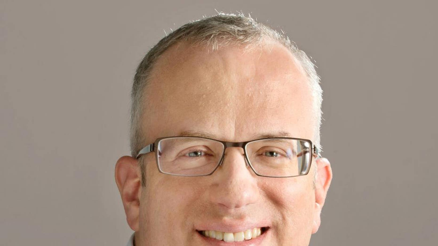 This undated photo provided by Mozilla shows co-founder and CEO Brendan Eich. Eich is stepping down as CEO and leaving the company following protests over his support of a gay marriage ban in California. At issue was Eich's $1,000 donation in 2008 to the campaign to pass California's Proposition 8, a constitutional amendment that outlawed same-sex marriages. (AP Photo/Mozilla)