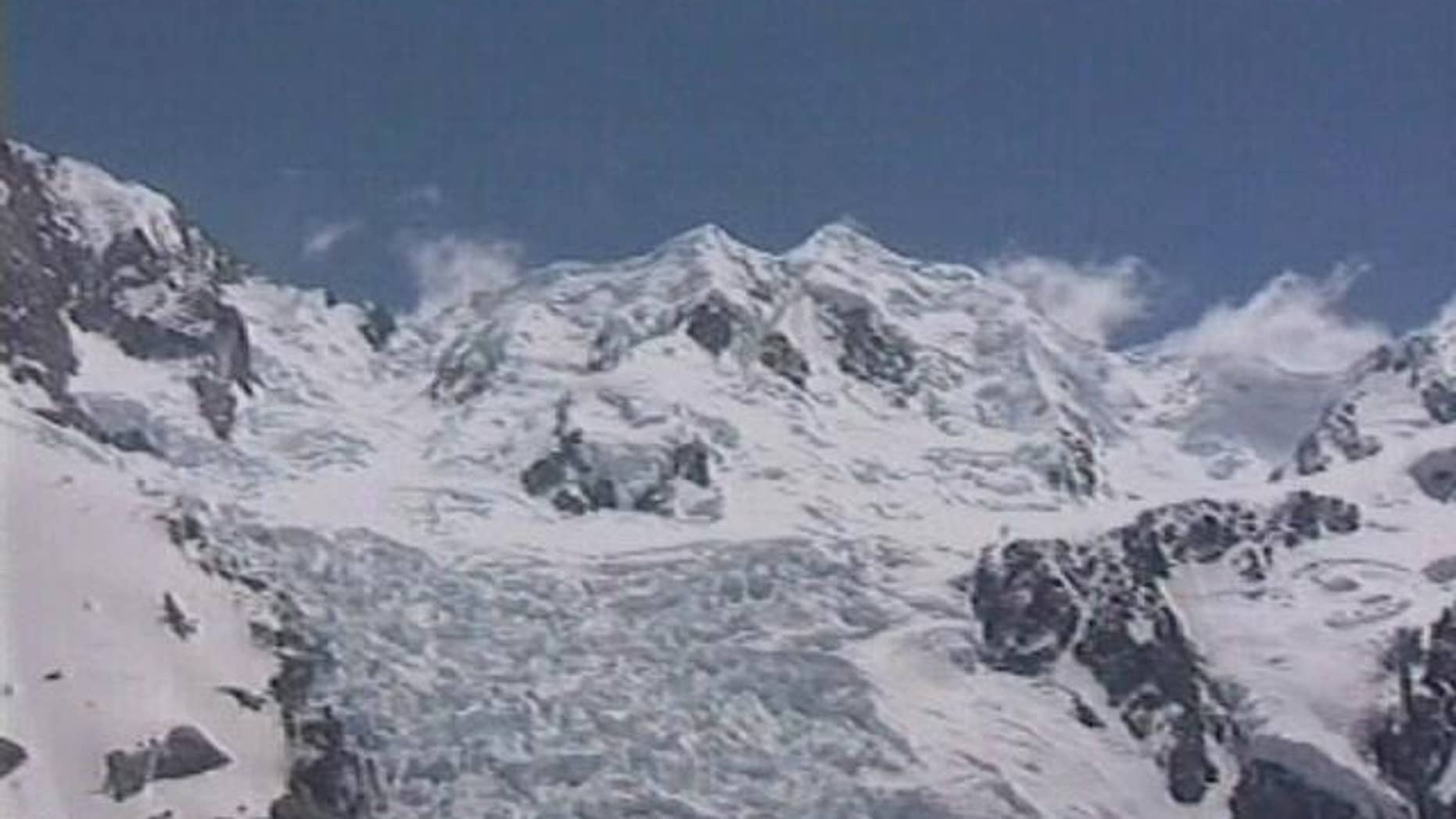 December, 2003 - FILE photo of Mt. Cook, New Zealand.