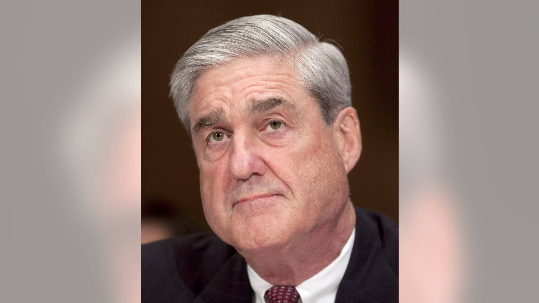 FBI Director Robert Mueller/AP image