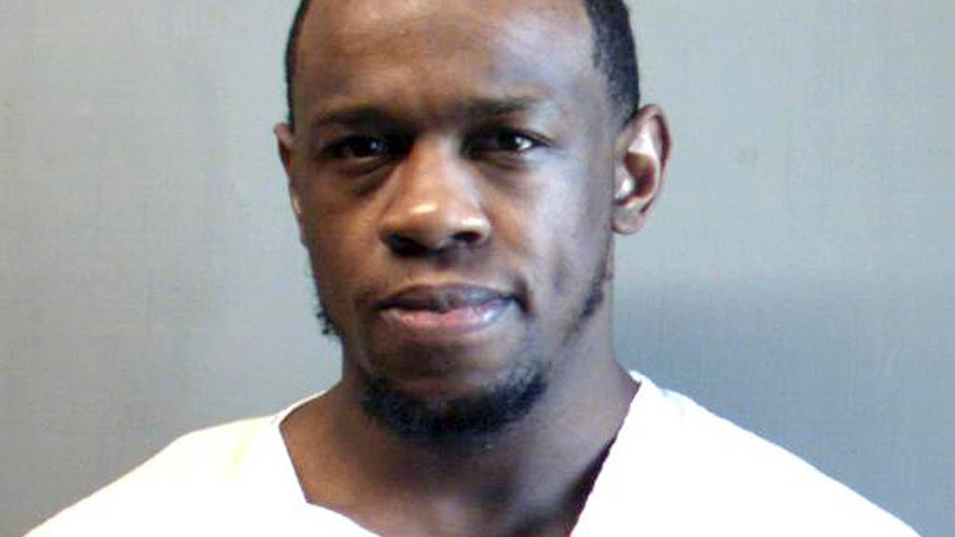 This July 2015 inmate photo released by the Connecticut Department of Correction shows Bobby Johnson, of New Haven, Conn., sentenced to prison in 2006 for the killing of Herbert Fields. Johnson is expected to be freed Friday, Sept. 4, 2015, because prosecutors are now questioning the evidence in the case. (Connecticut Department of Correction via AP)