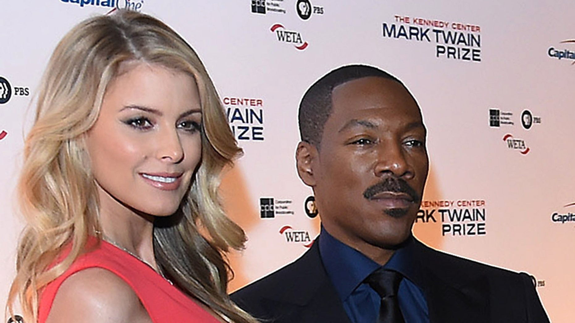 Eddie Murphy becomes a dad for the 10th time