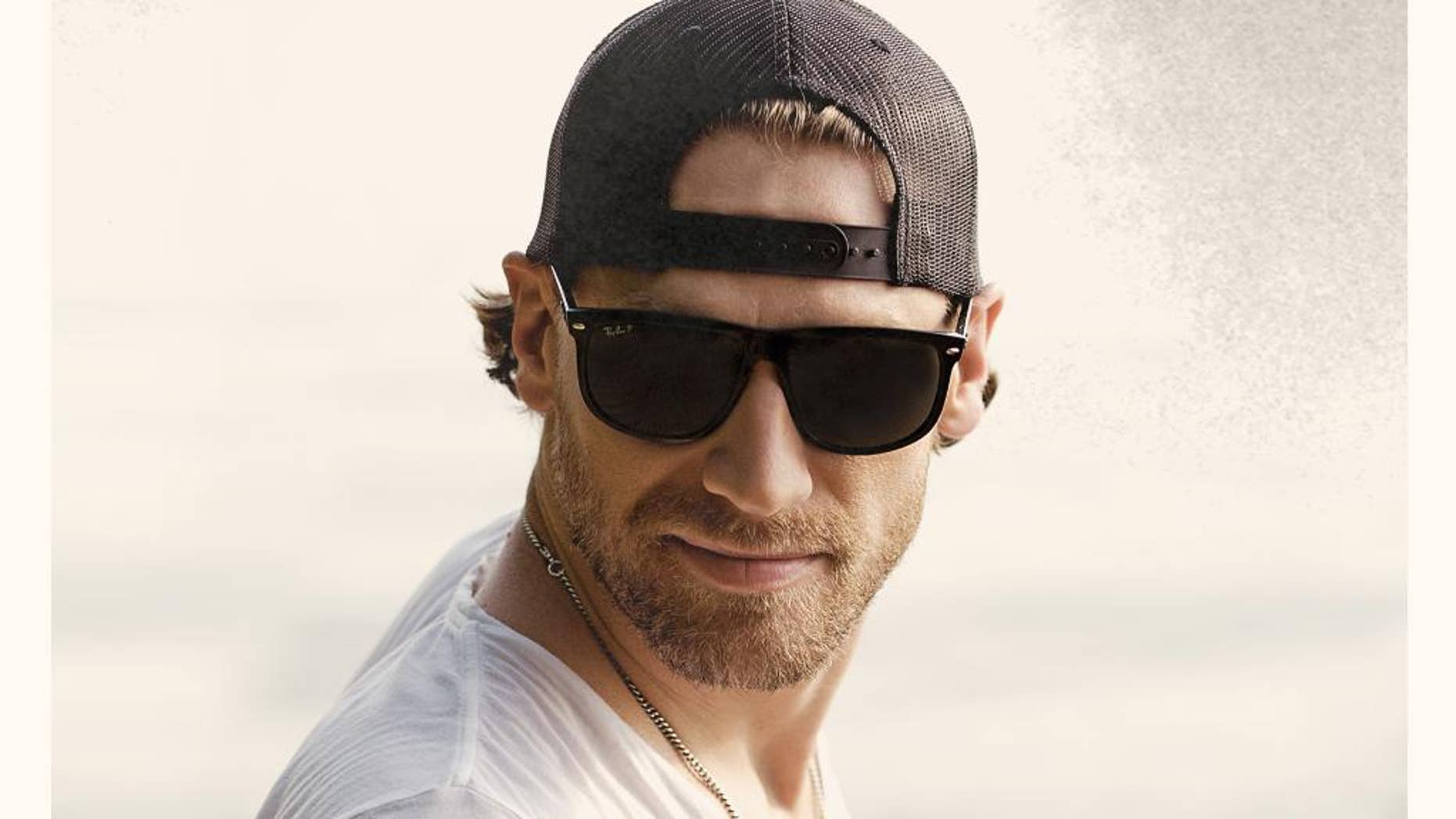 """This CD cover image released by Columbia Nashville/Dack Janiels Records shows """"Ignite the Night,"""" by Chase Rice. (AP Photo/Columbia Nashville/Dack Janiels Records)"""