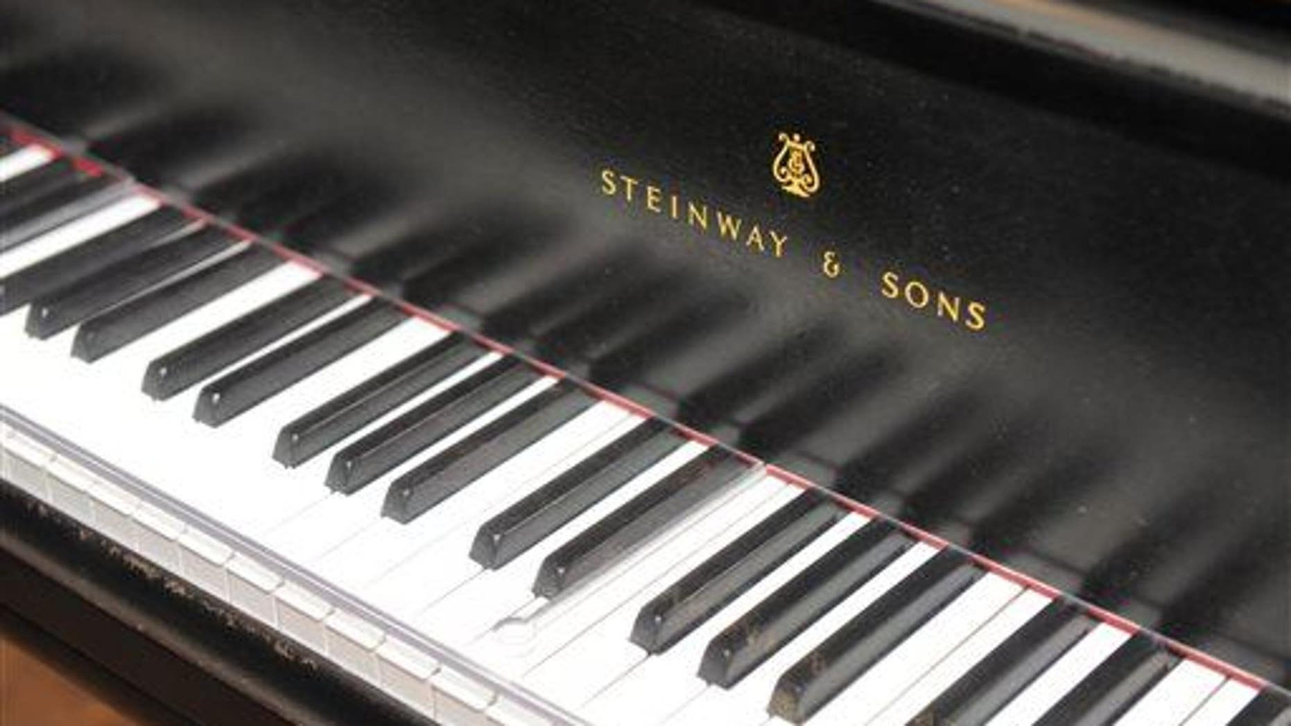 File photo of a piano.