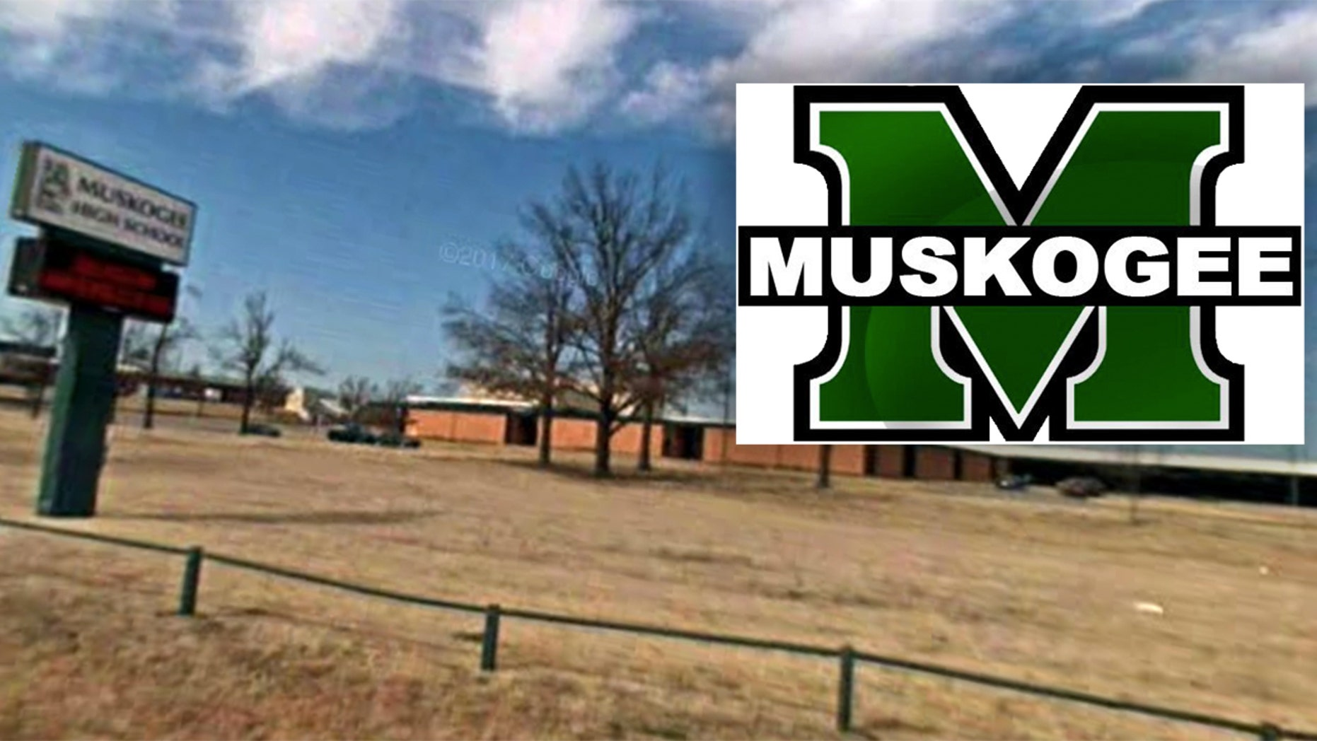 Muskogee High School officials are reportedly enforcing the law to hold students accountable.