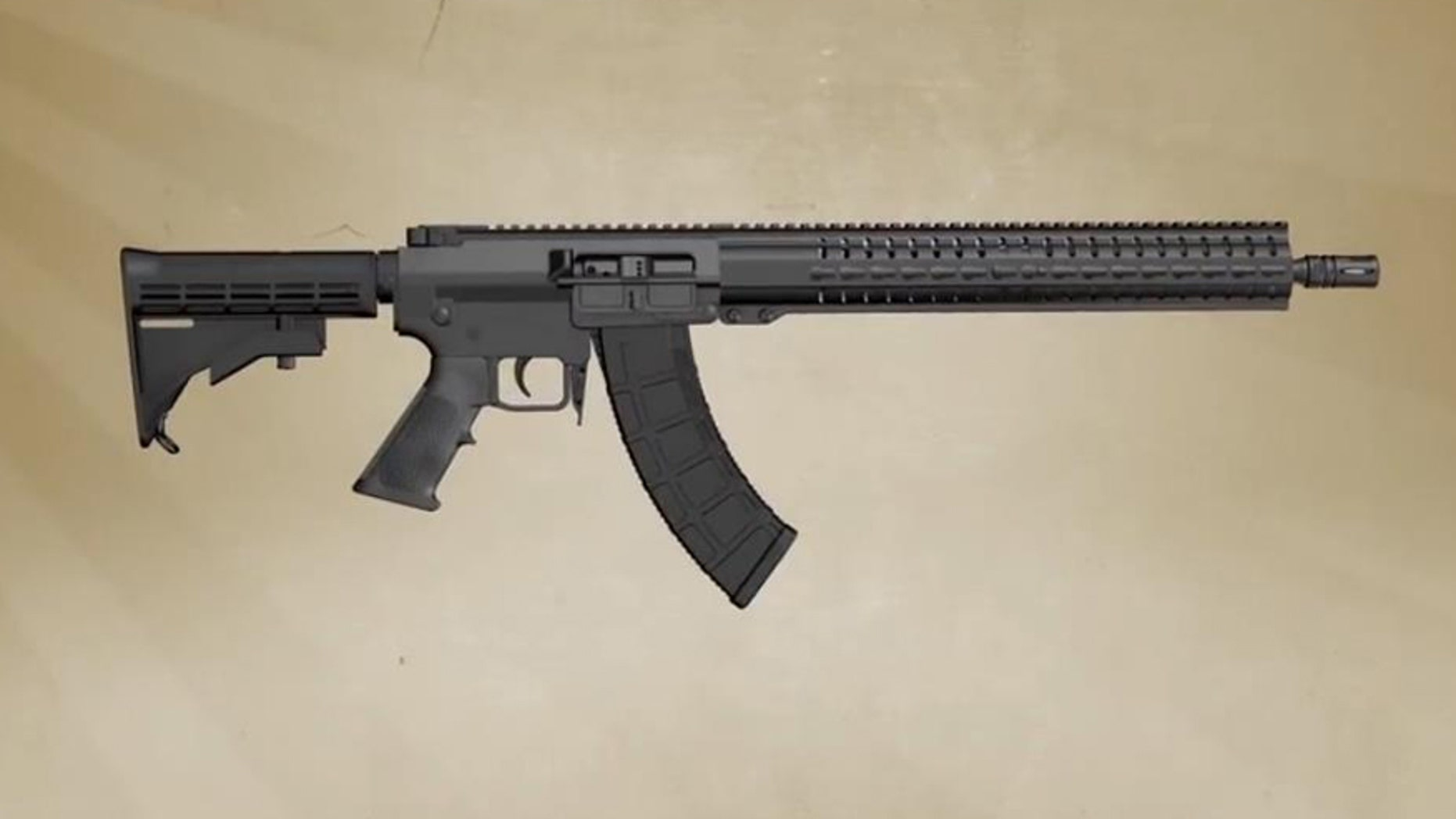 Mutant AK-47s, long guns, take center stage at SHOT Show | Fox News
