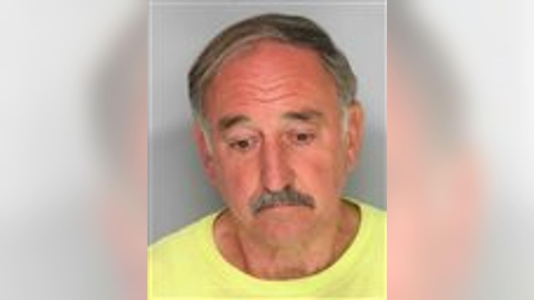 Roy Turner Jr.  (Hall County Sheriffs Office via AP)