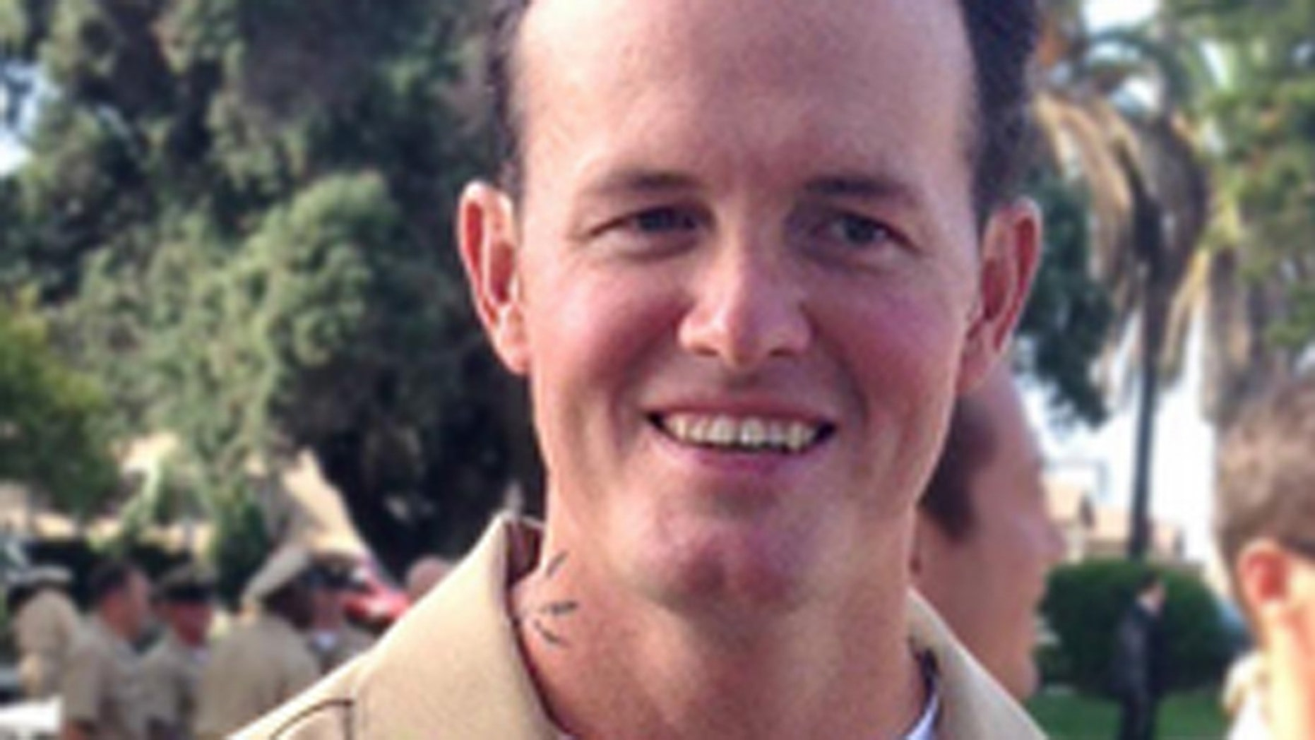 Bradley S. Cavner, 31, died from injuries sustained during an accident while conducting parachute jump training operations in El Centro, California.