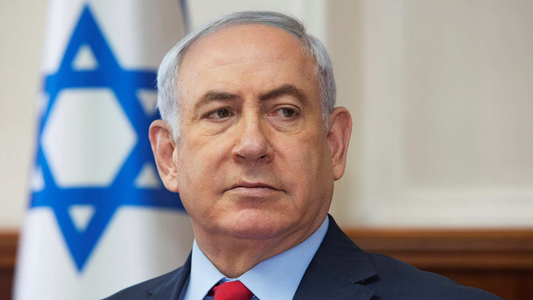 A German newspaper cut ties with a cartoonist after his depiction of Israeli Prime Minister Benjamin Netanyahu, seen here, drew outrage.