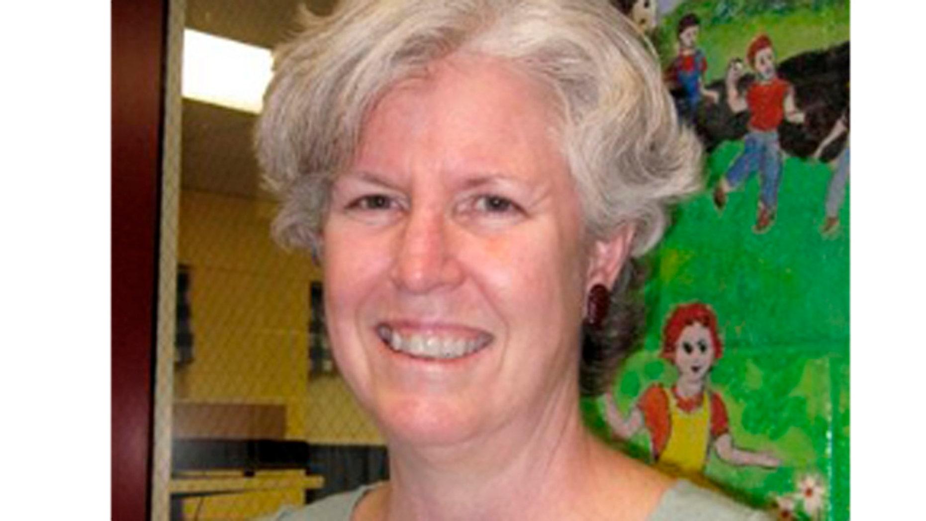 Jan. 26, 2012: Pictured is Elementary School Principal Gwen Rhodes in Rochester, N.H..