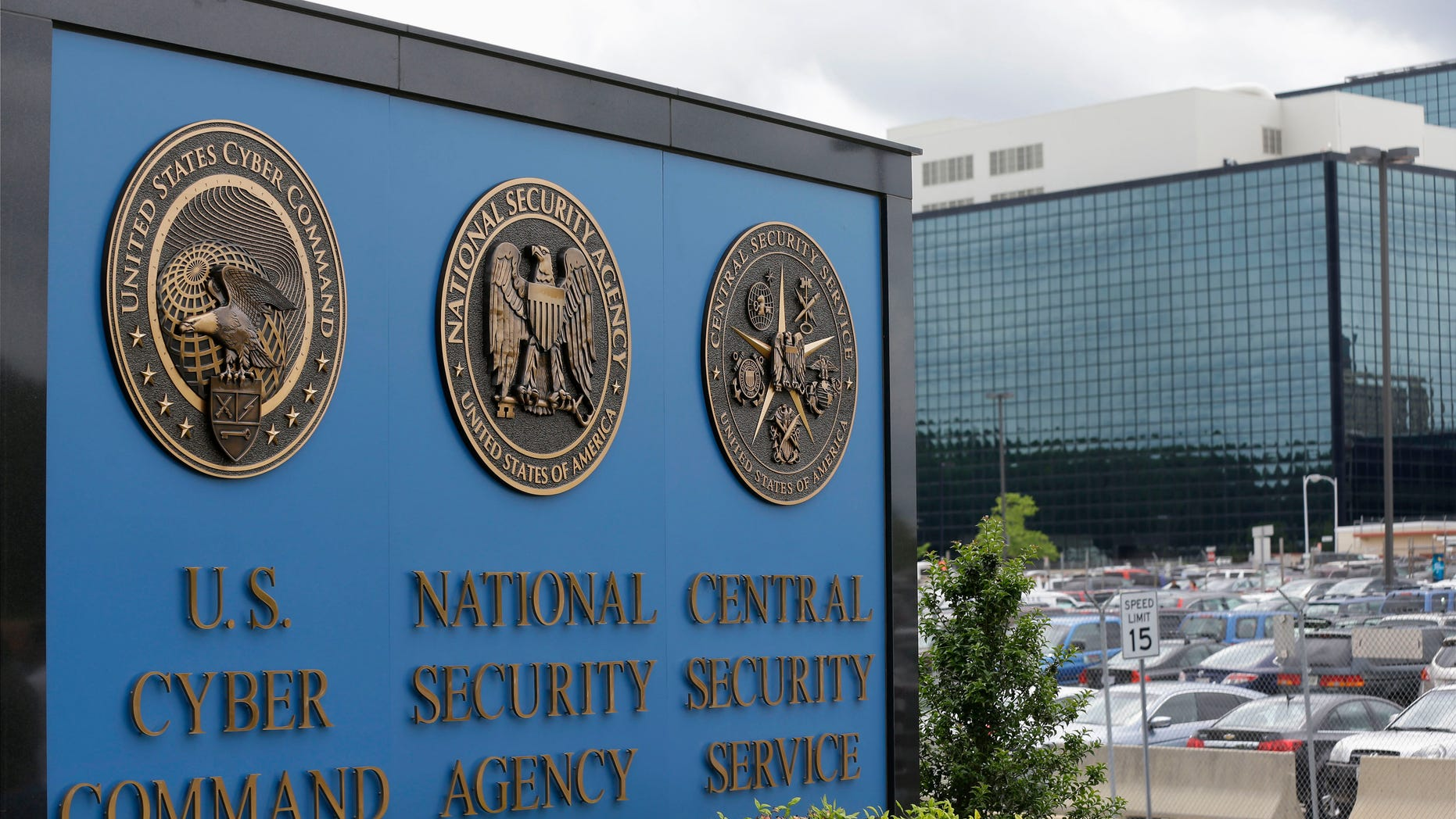June 6, 2013: National Security Agency campus in Fort Meade, Md.