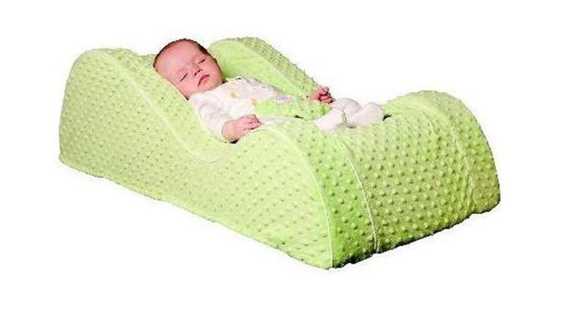 Nap Nanny® portable baby recliner