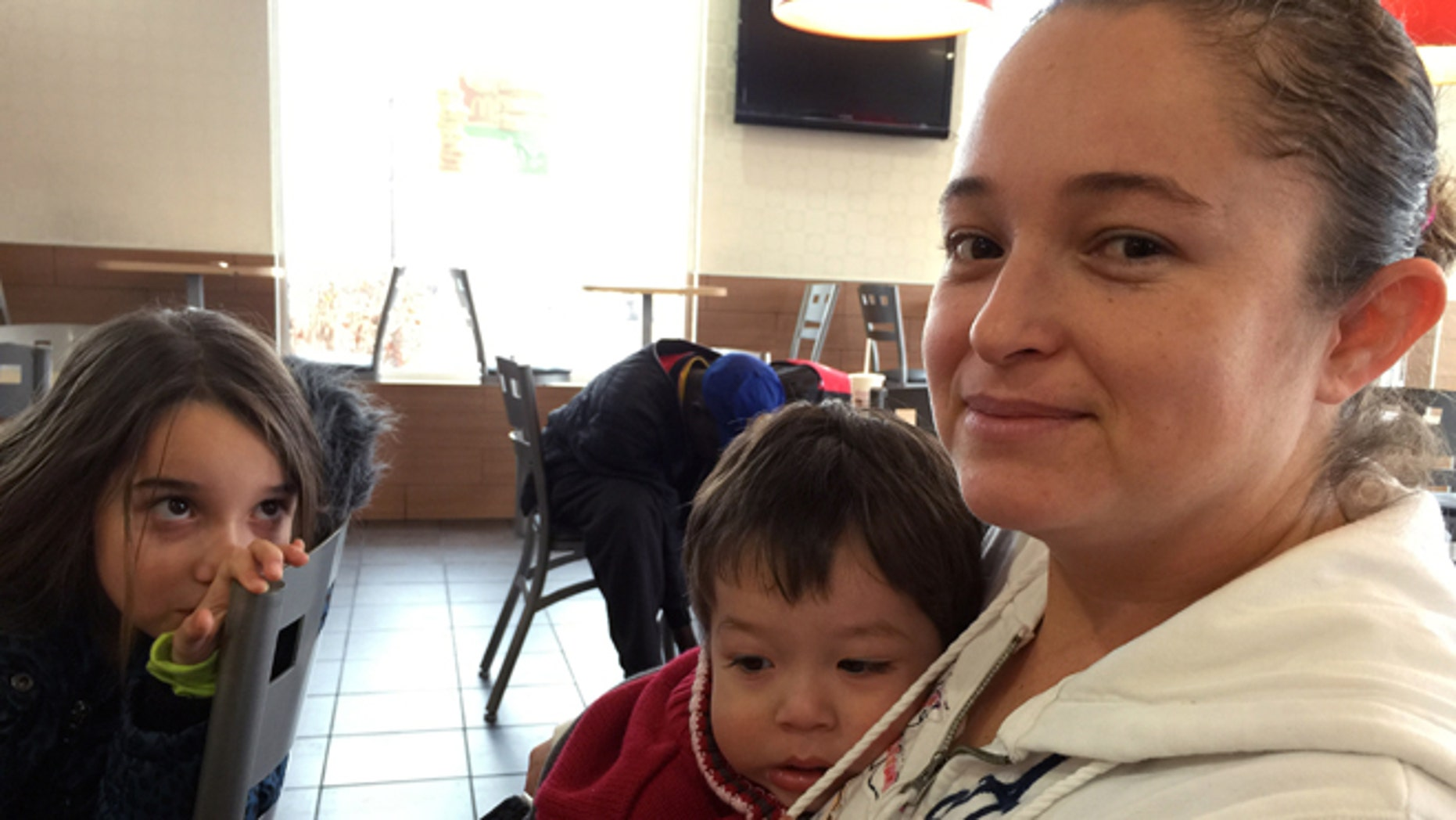 The Felixes are among the many Latino families in Nebraska who live in poverty.