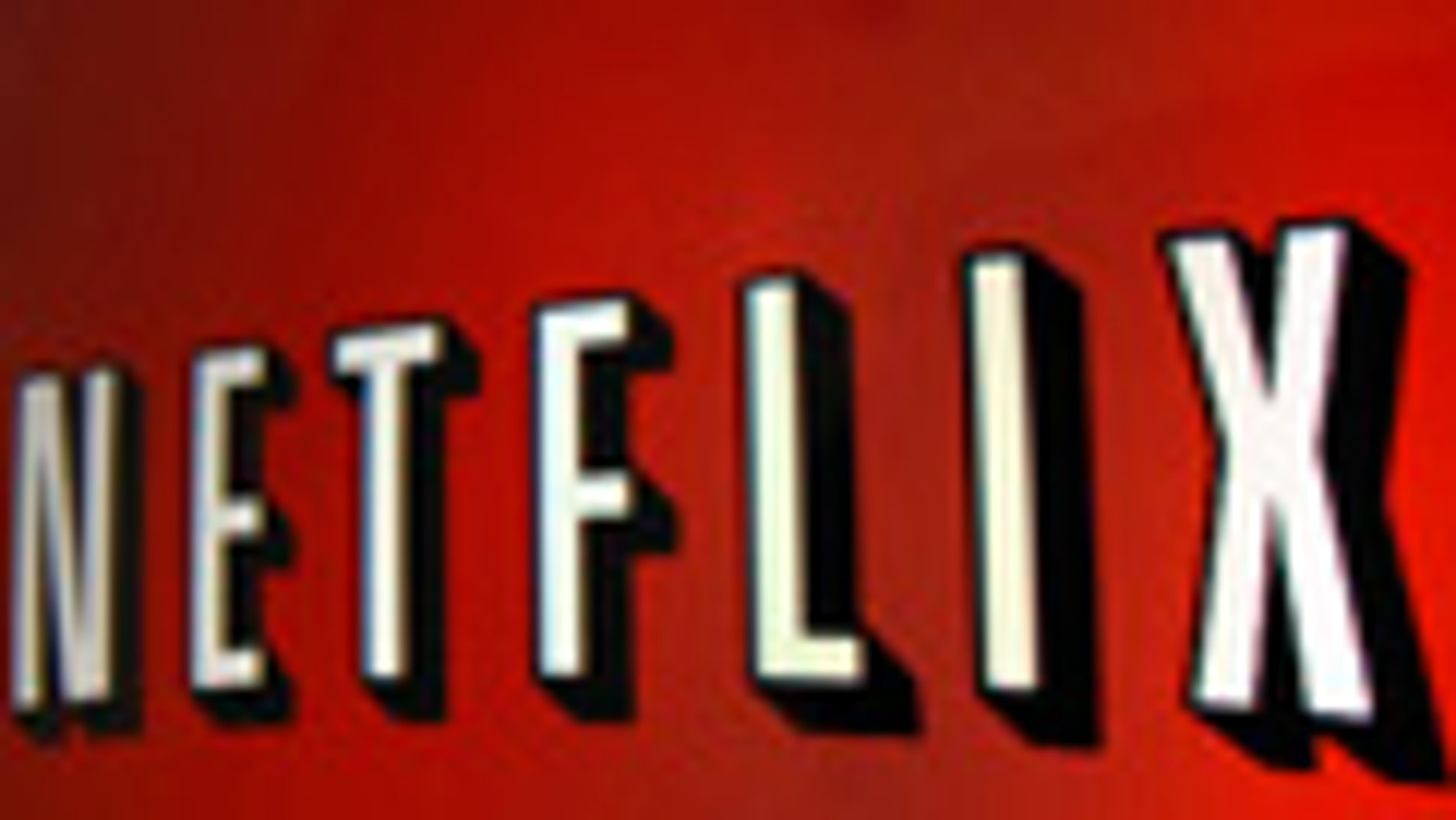 File photo - The Netflix logo is is shown on an ipad in Encinitas, California, April 19,2013.