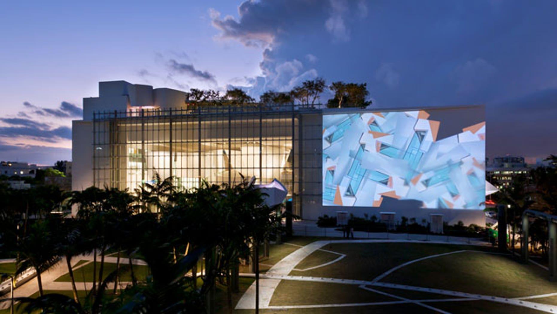 VENUE: New World Center