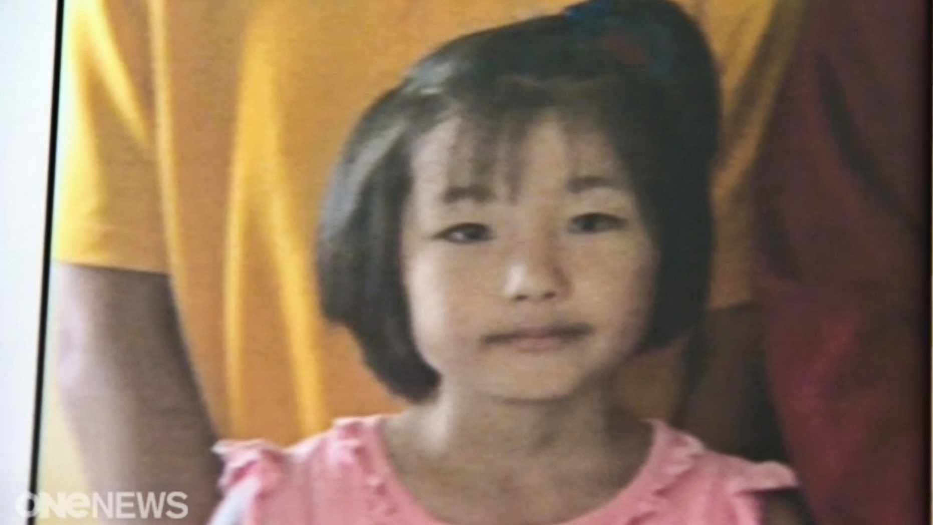 Undated FILE photo of Sakurako Uehara of Japan. New Zealand doctors said the 7-year-old Japanese girl was bitten about 100 times during a dog mauling on March 3 at the property of family friends in Murupara, New Zealand. Hospital officials said Friday the girl remained in a critical but stable condition. (OneNews)
