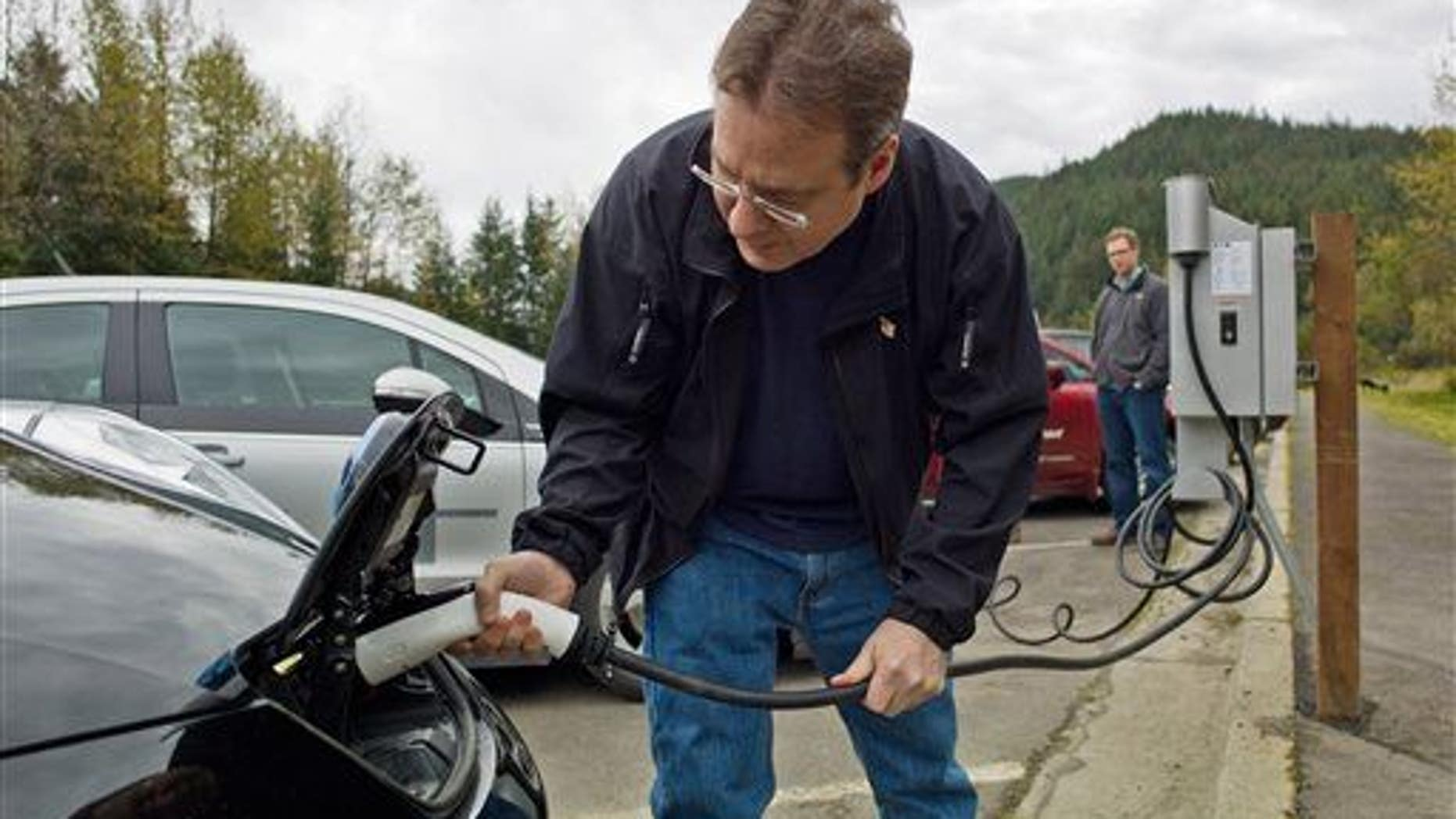 The batteries could do big things for electric cars.