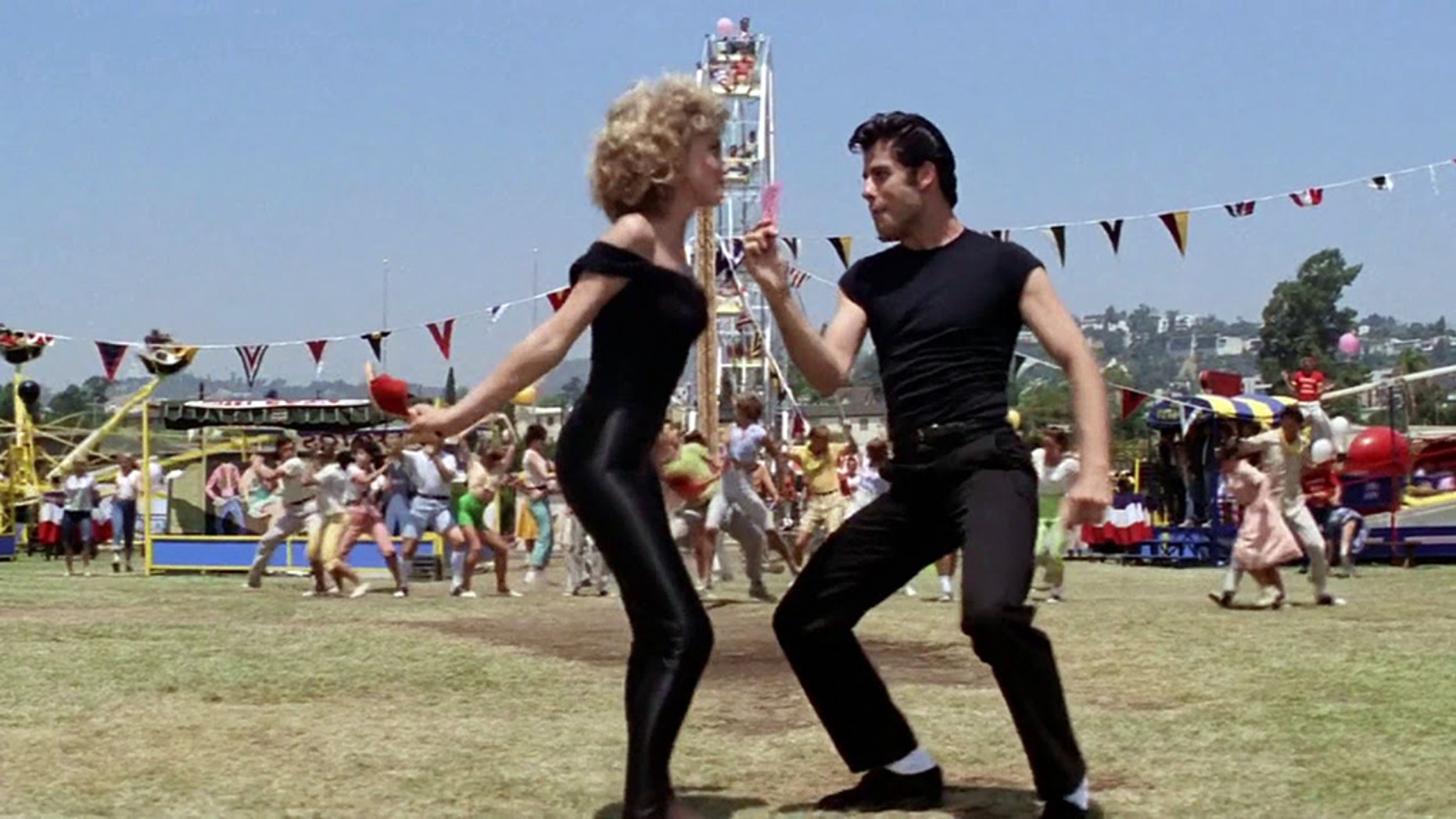 John Travolta addresses 'Grease' fan theory that claims