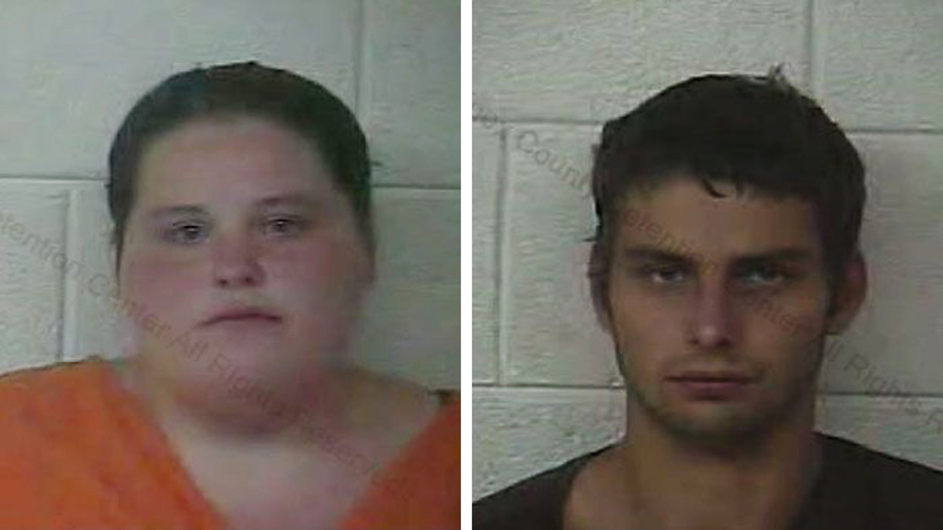 The son of 23-year-old Natasha McBee  and 23-year-old Nickalas Jorgenson told deputies and social services that they would lock him in his room for punishment from 15 to 20 minutes. (Knox County Sheriff's Office)