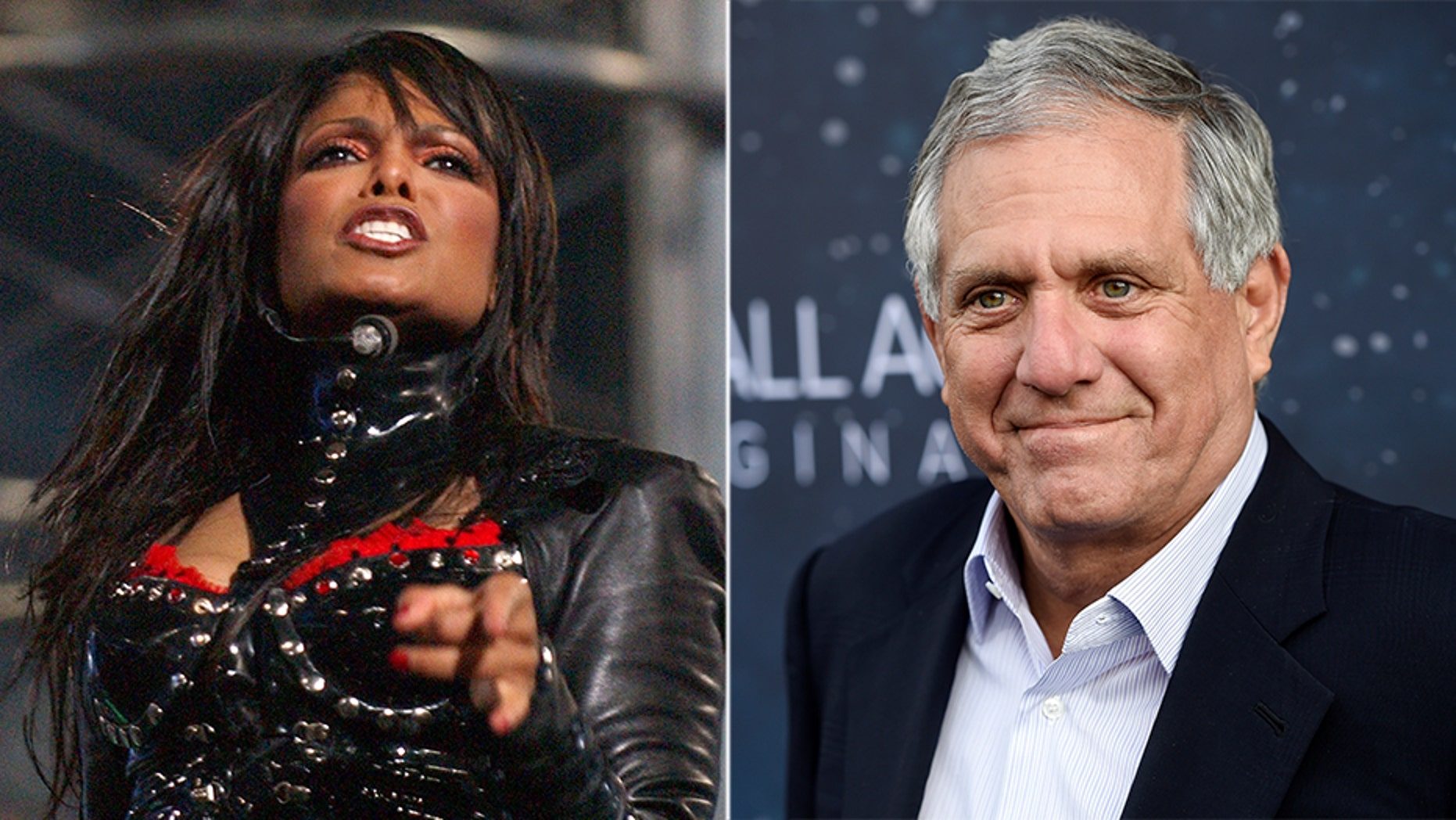 "CBS boss Les Moonves reportedly attempted to ruin Janet Jackson's career following ""Nipplegate."""