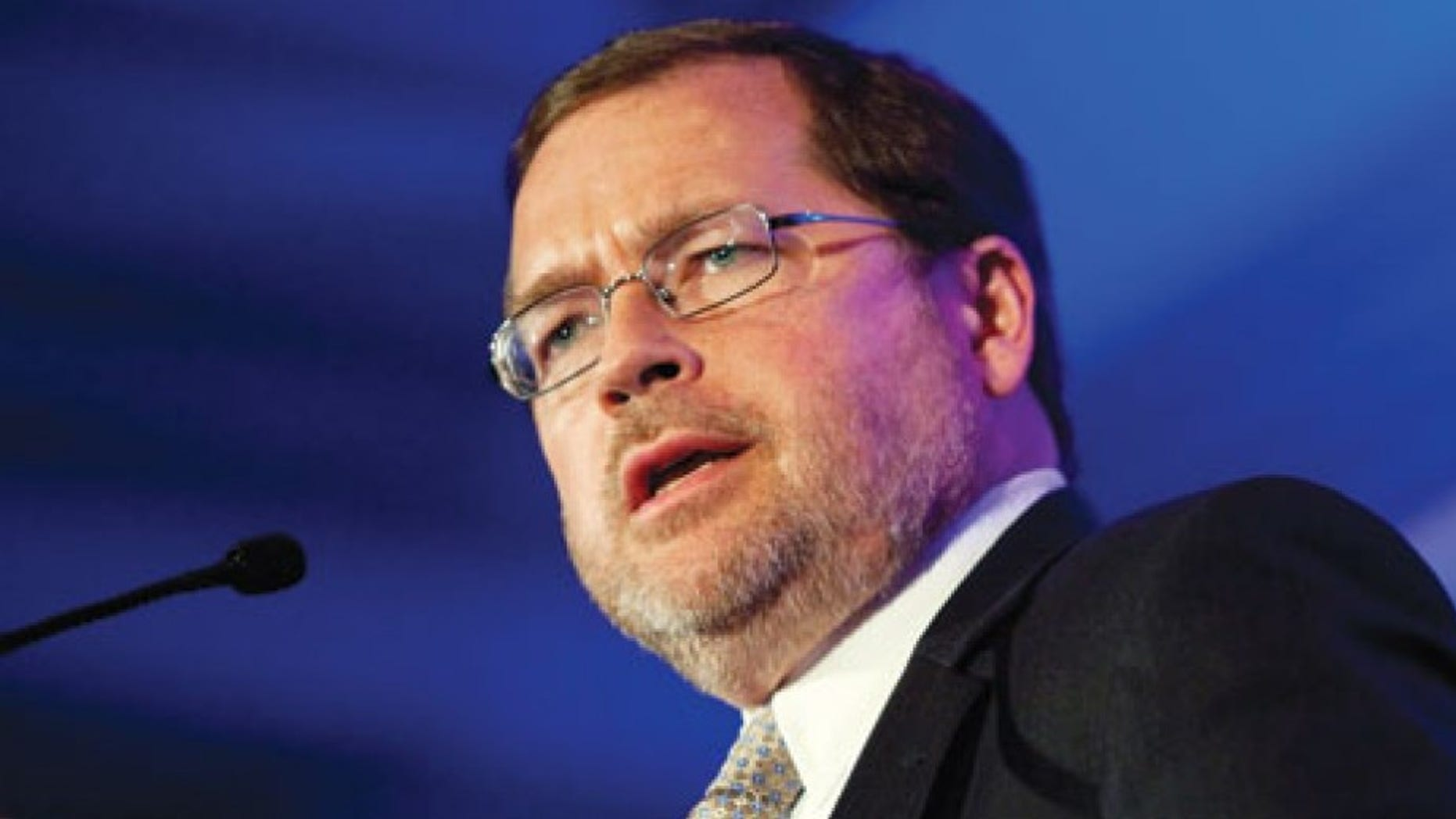 """Grover Norquist to Obama Administration: """"Leave Us Alone"""". (Reuters)"""