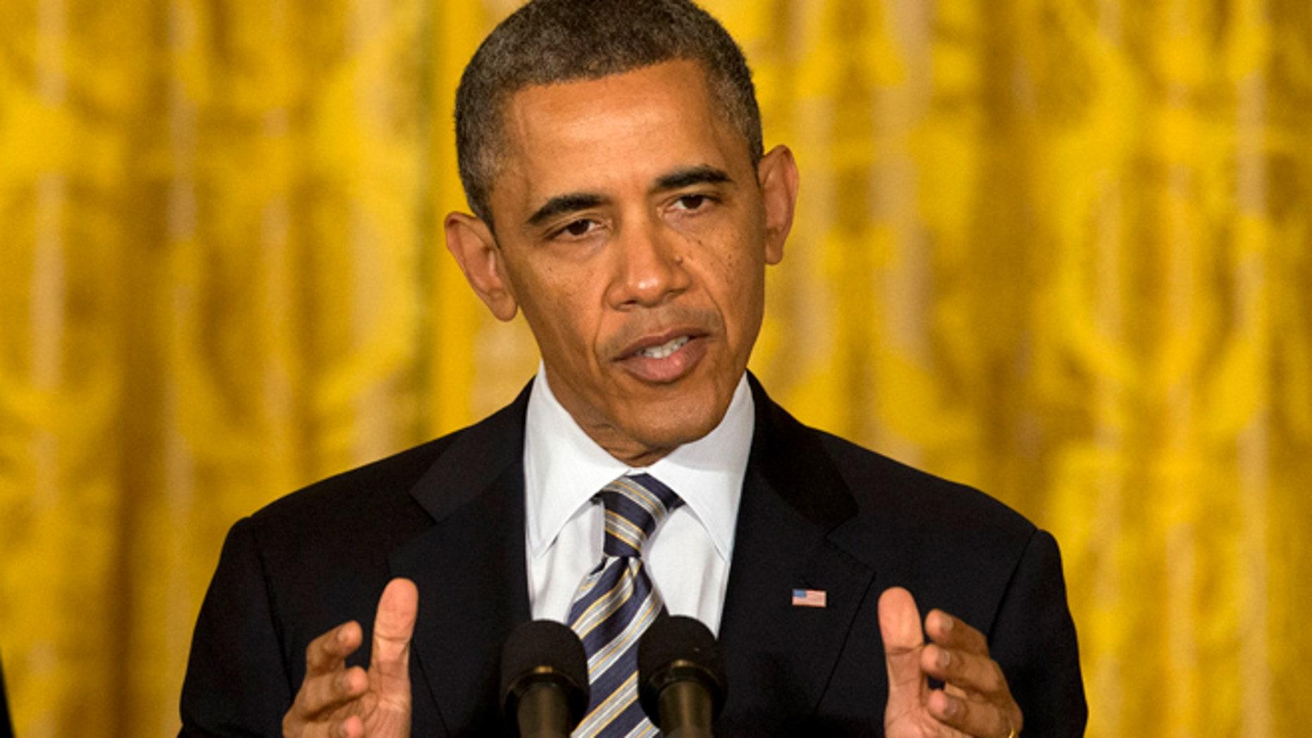 President Obama.