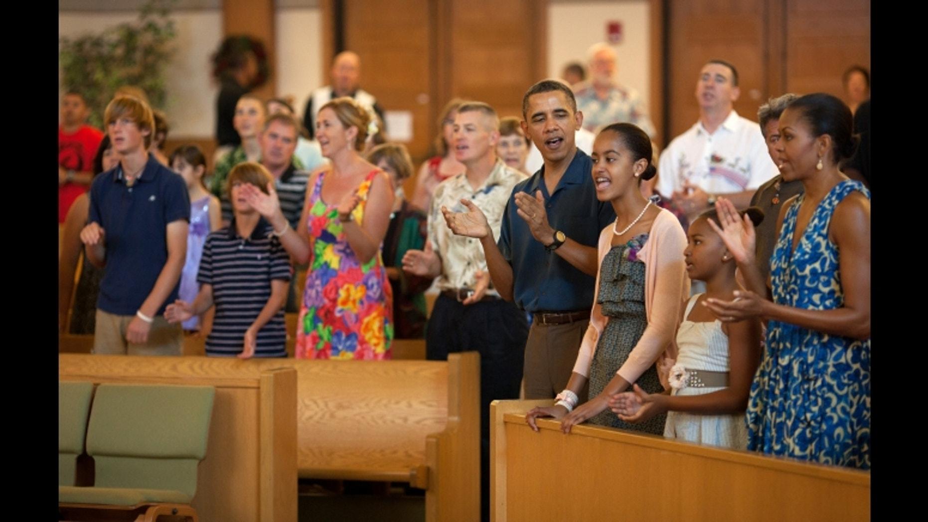 White House Photo by Pete Souza