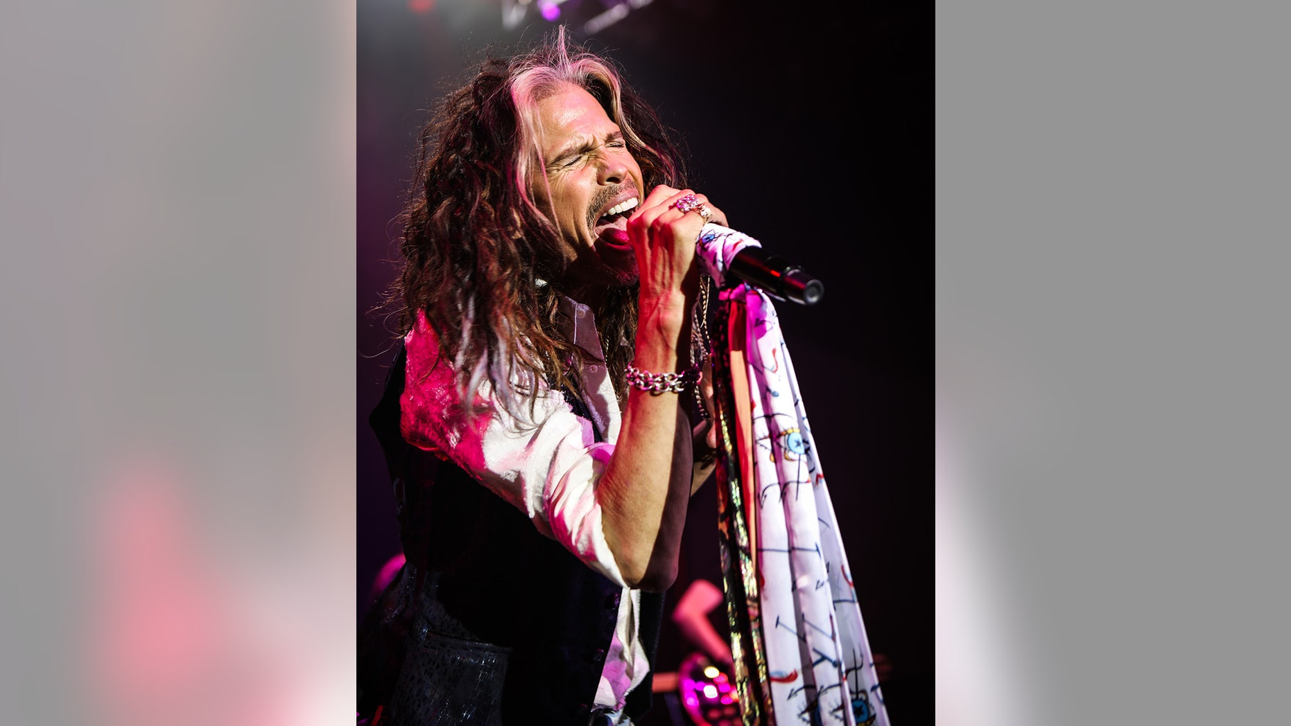 "Steven Tyler is the subject of a new documentary by filmmaker Casey Tebo titled ""Steven Tyler: Out On a Limb""."
