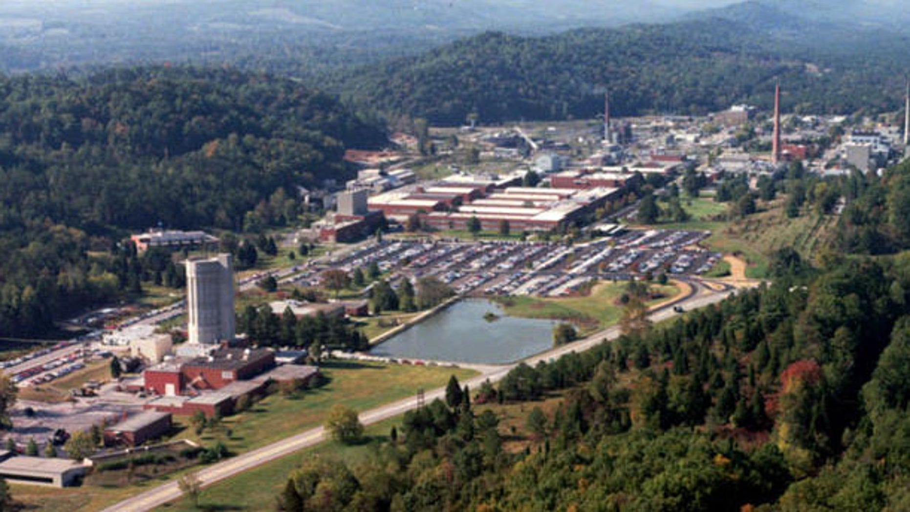 FILE: Undated: Oak Ridge National Laboratory complex, Oak Ridge, Tenn.
