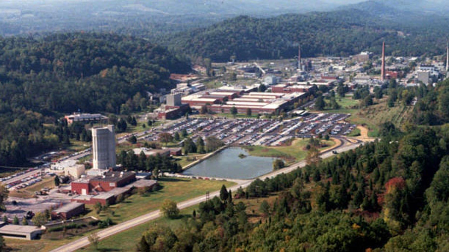 FILE: Undated: Oak Ridge National Laboratory complex, Oak Ridge, Tenn.