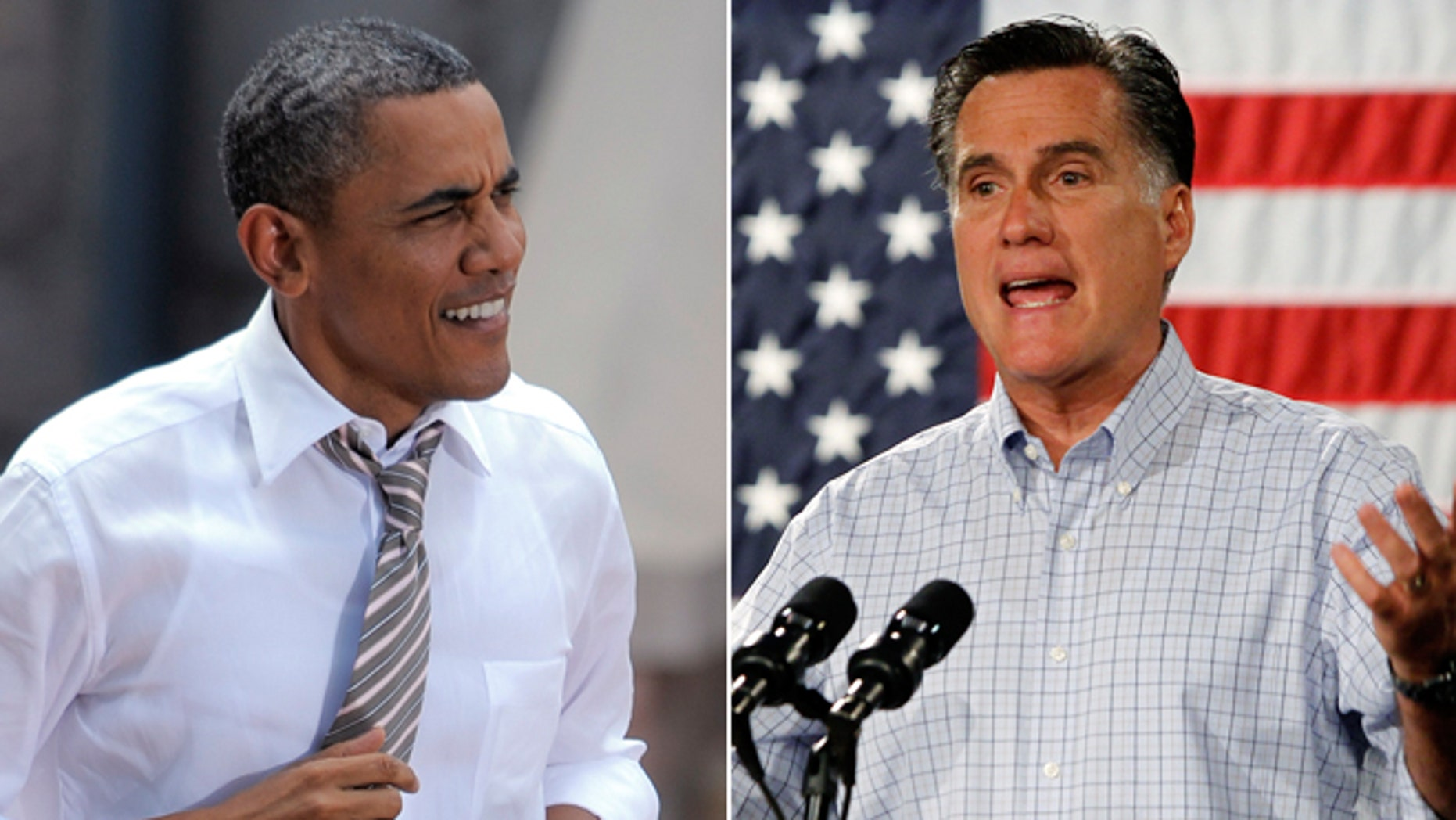 President Obama leads Mitt Romney by 9 percentage points in the latest Fox News poll.