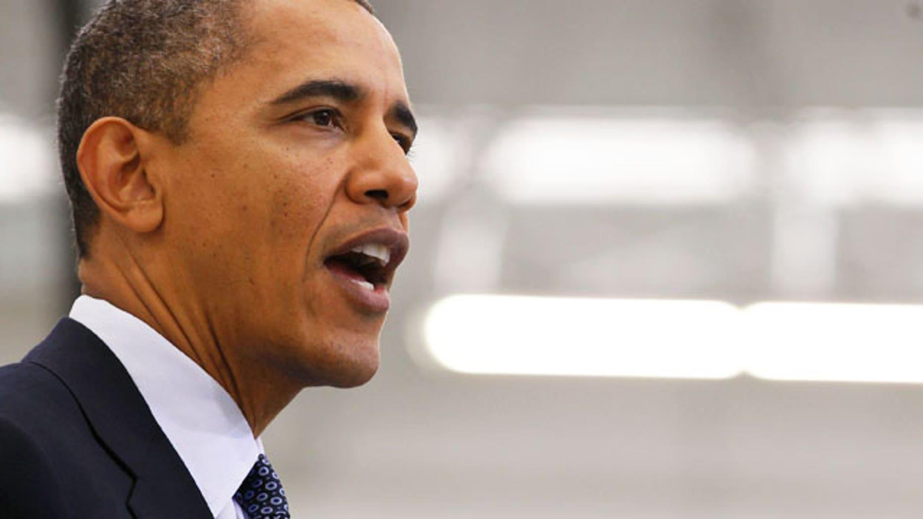 President Barack Obama (REUTERS)