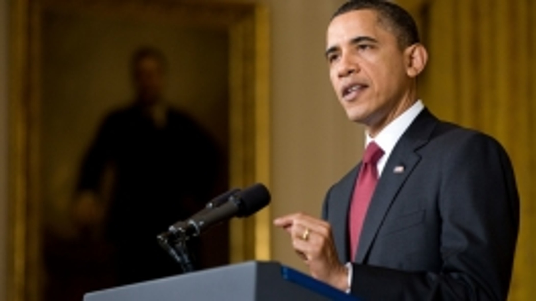 President Obama addresses nation, March 18