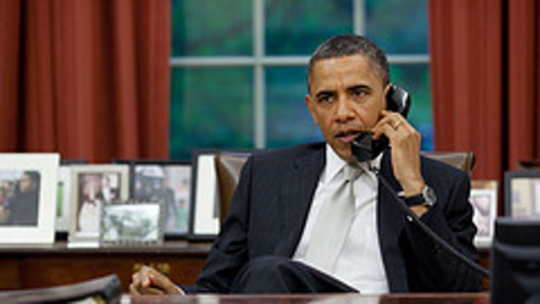 WH photo by Pete Souza/President Obama discusses federal disaster relief efforts