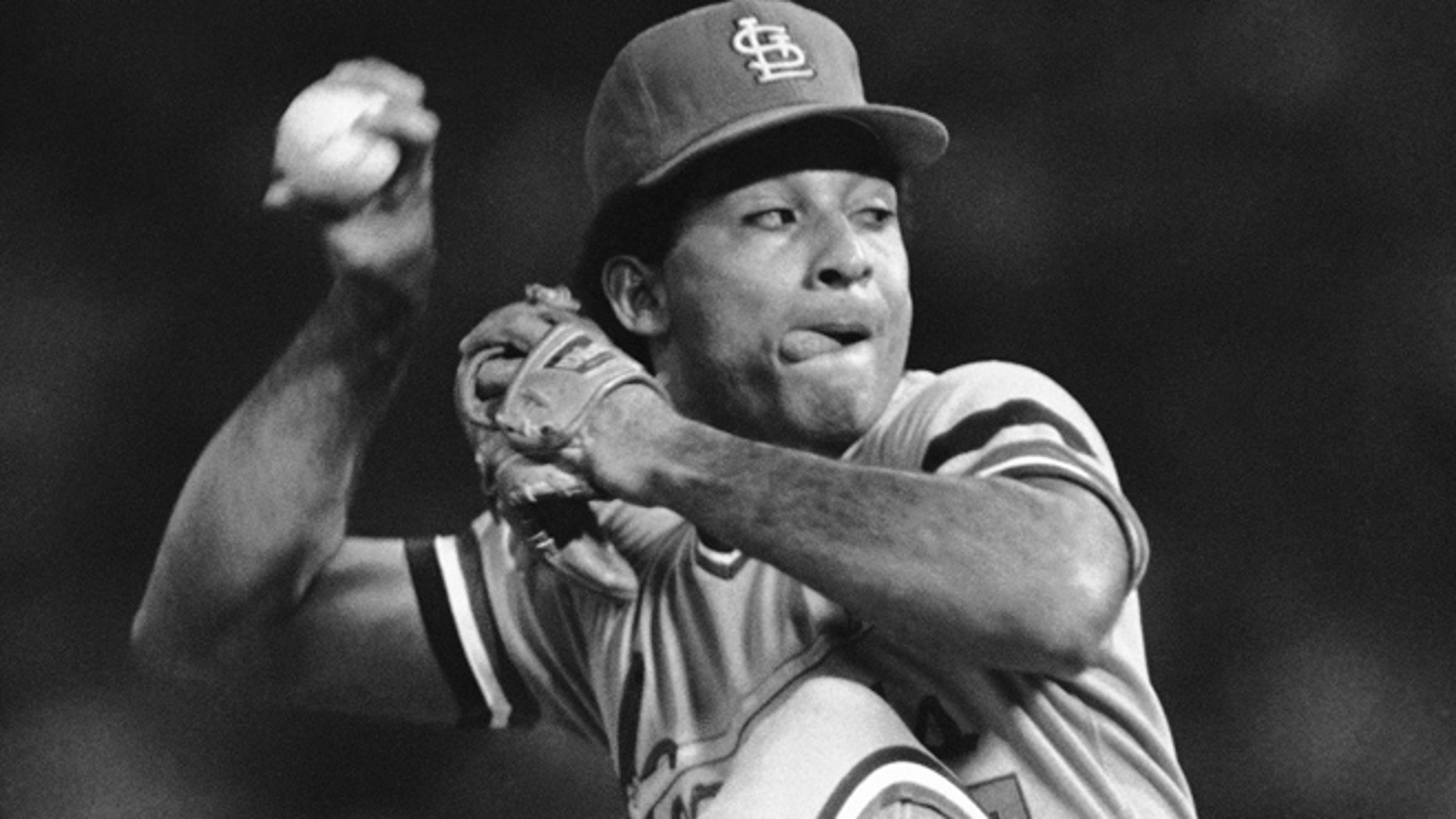 Joaquin Andujar was a two-time All-Star during five seasons with the Cardinals from 1981-85.