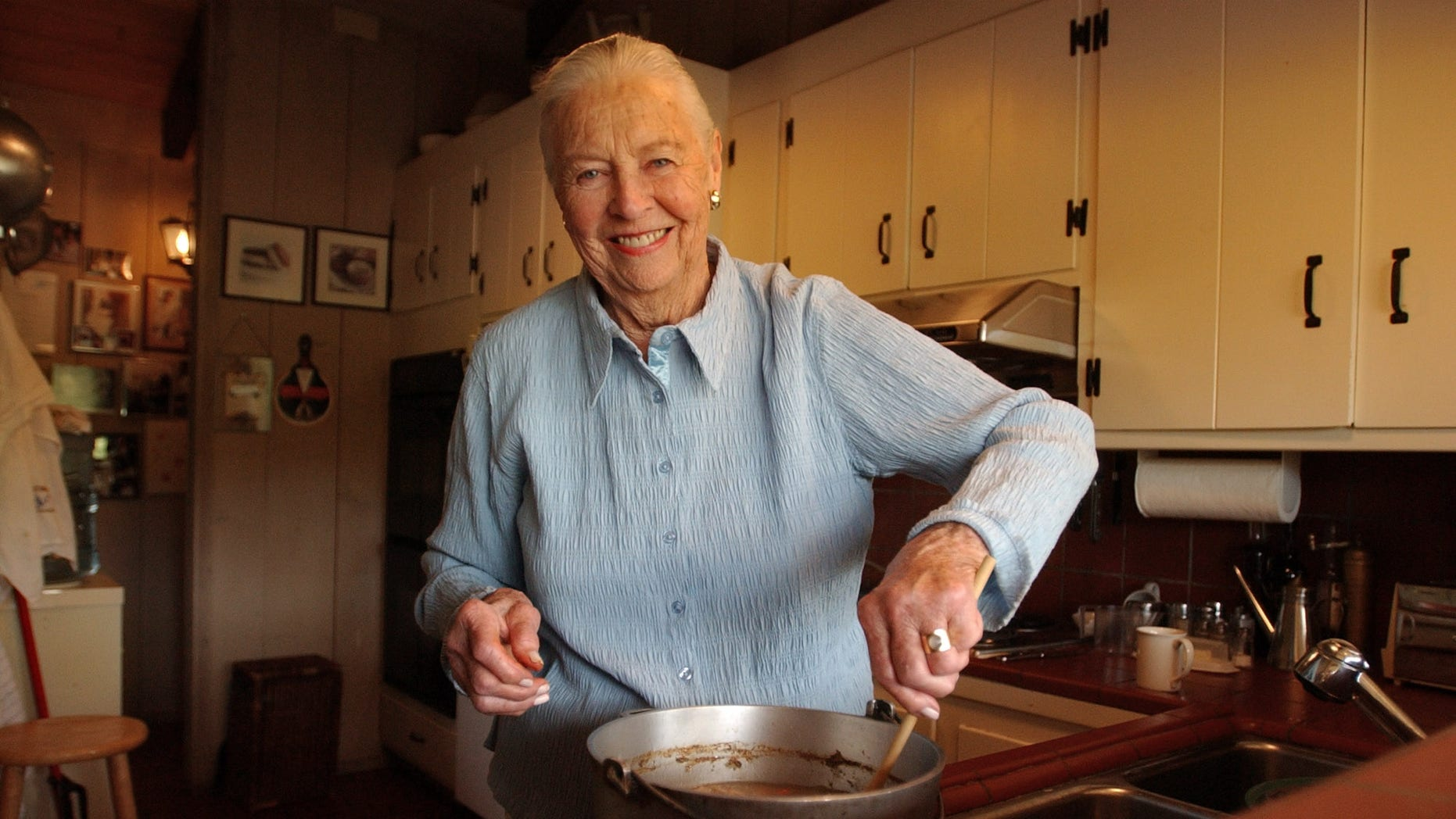 May 27, 2004: Marion Cunningham, a venerated figure in the food world, at home in Walnut Creek, Calif.  Cunningham died of complications from Alzheimer's disease, a family friend told the San Francisco Chronicle. She was 90.