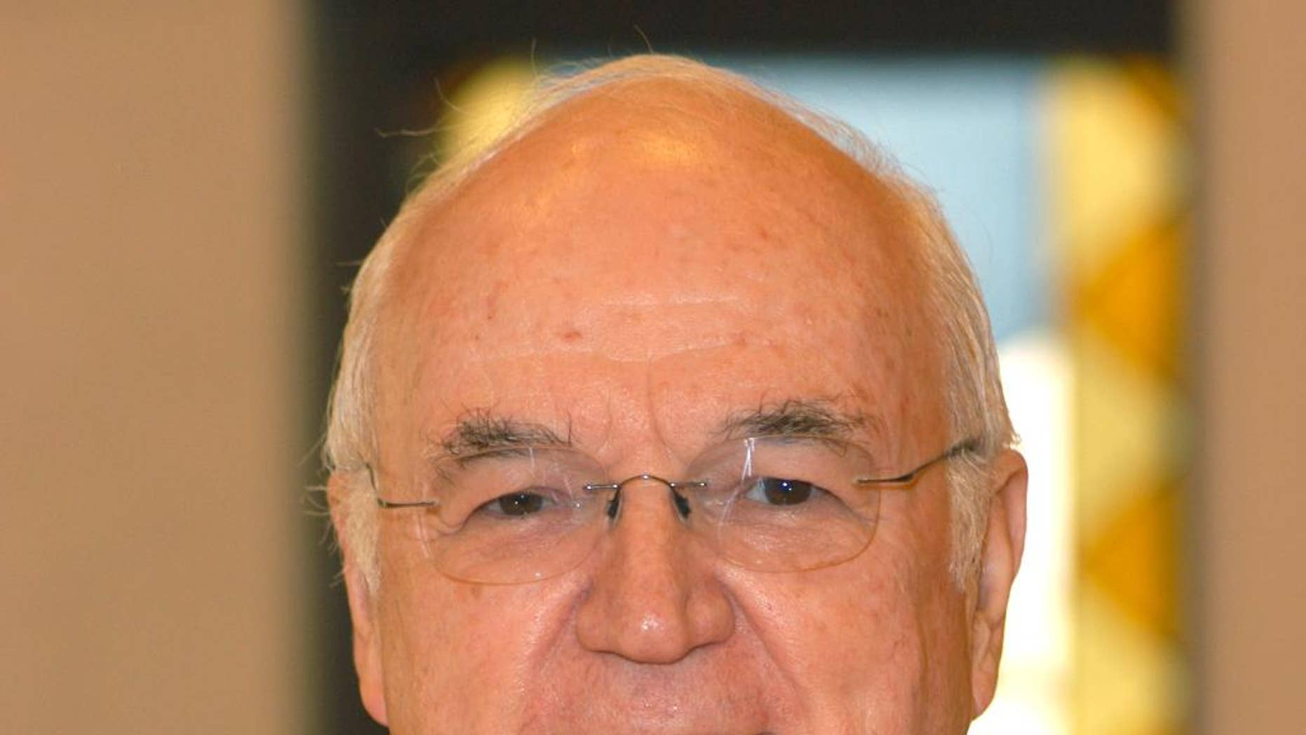In this undated photo provided by the University of Notre Dame is the Rev. Richard McBrien. McBrien, a Notre Dame theologian known for his unabashed liberal stands on various church teachings and his popular books on Catholicism, died Sunday, Jan. 25, 2015 in his native Connecticut, according to the school. He was 78. (AP Photo/University of Notre Dame)
