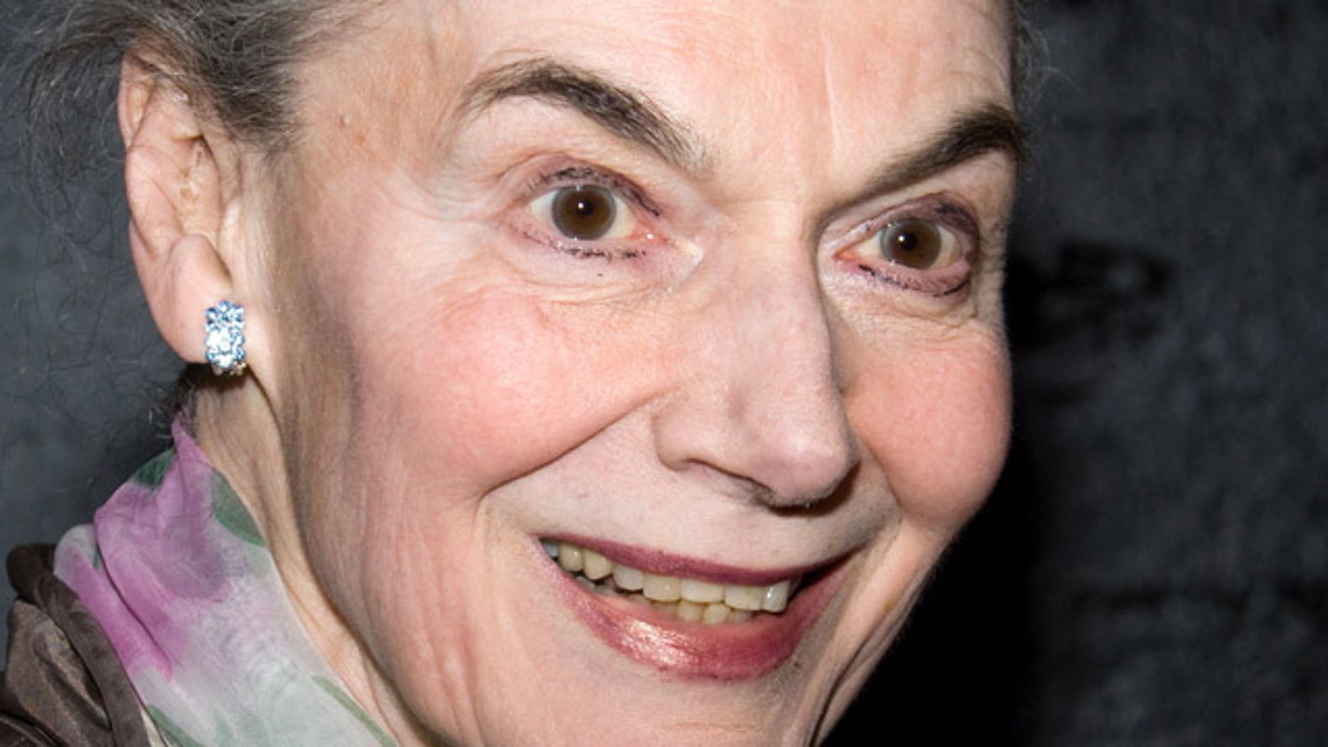 FILE - In this April 20, 2010 file photo, Marian Seldes arrives at the opening night performance of the Broadway musical 'American Idiot' in New York. (AP Photo/Charles Sykes, file)