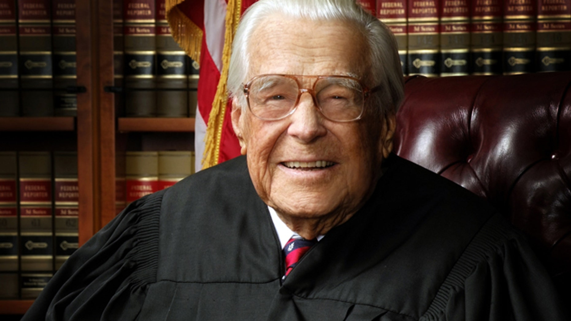 U.S. District Court shows Senior District Judge Robert J Kelleher, who was the oldest-serving federal jurist in the nation, dies at 99 years old.