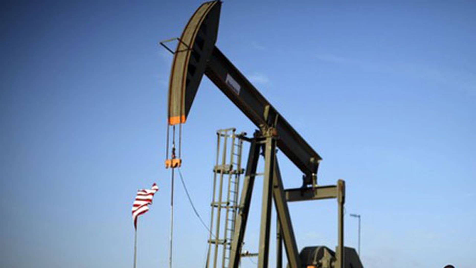March 21, 2012: Oil rig located on federal lands outside of Maljamar, N.M.