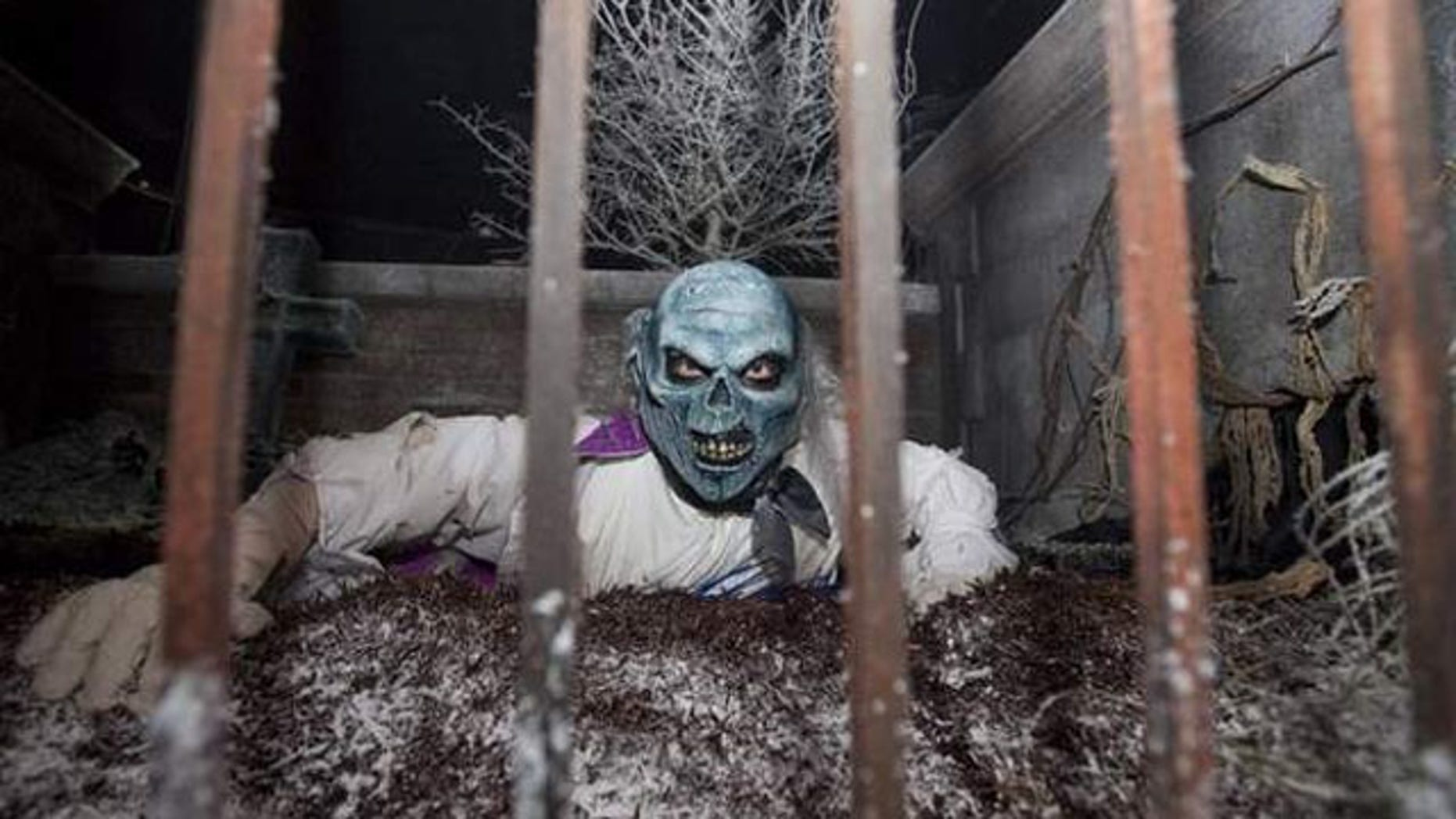 Universal Orlando Resort's Halloween Horror Nights at Universal Studios Florida in Orlando runs through October.