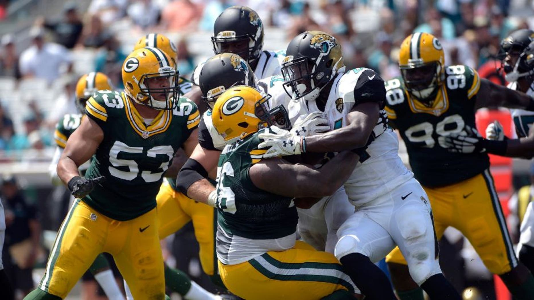 The toughest test yet of the season looms on Sunday for the Green Bay Packers' league-best run defense as they face the Dallas Cowboys.