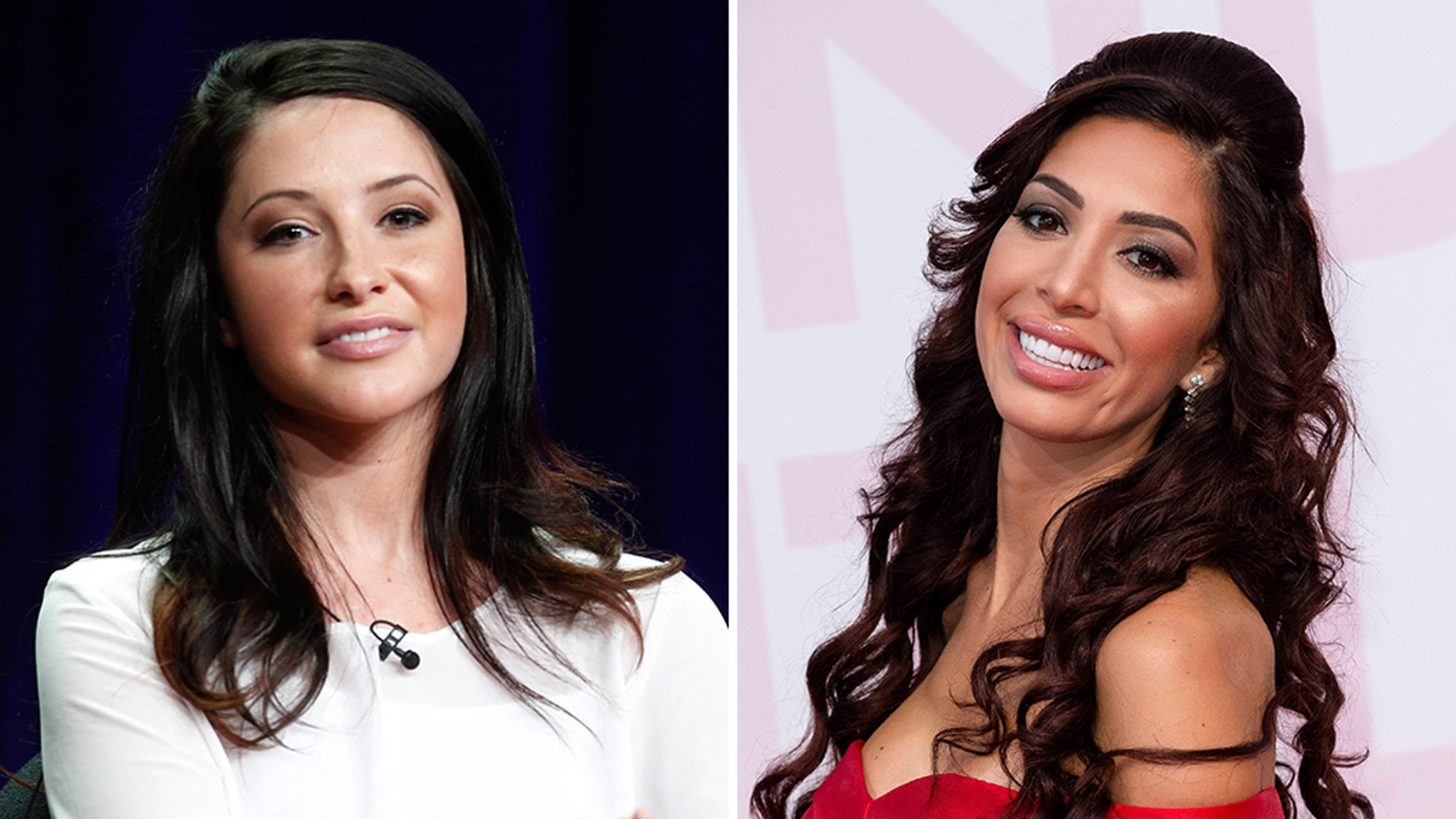 """Teen Mom OG"" alum Farrah Abraham says there is no ""replacement"" for her, as Bristol Palin joins the reality series."