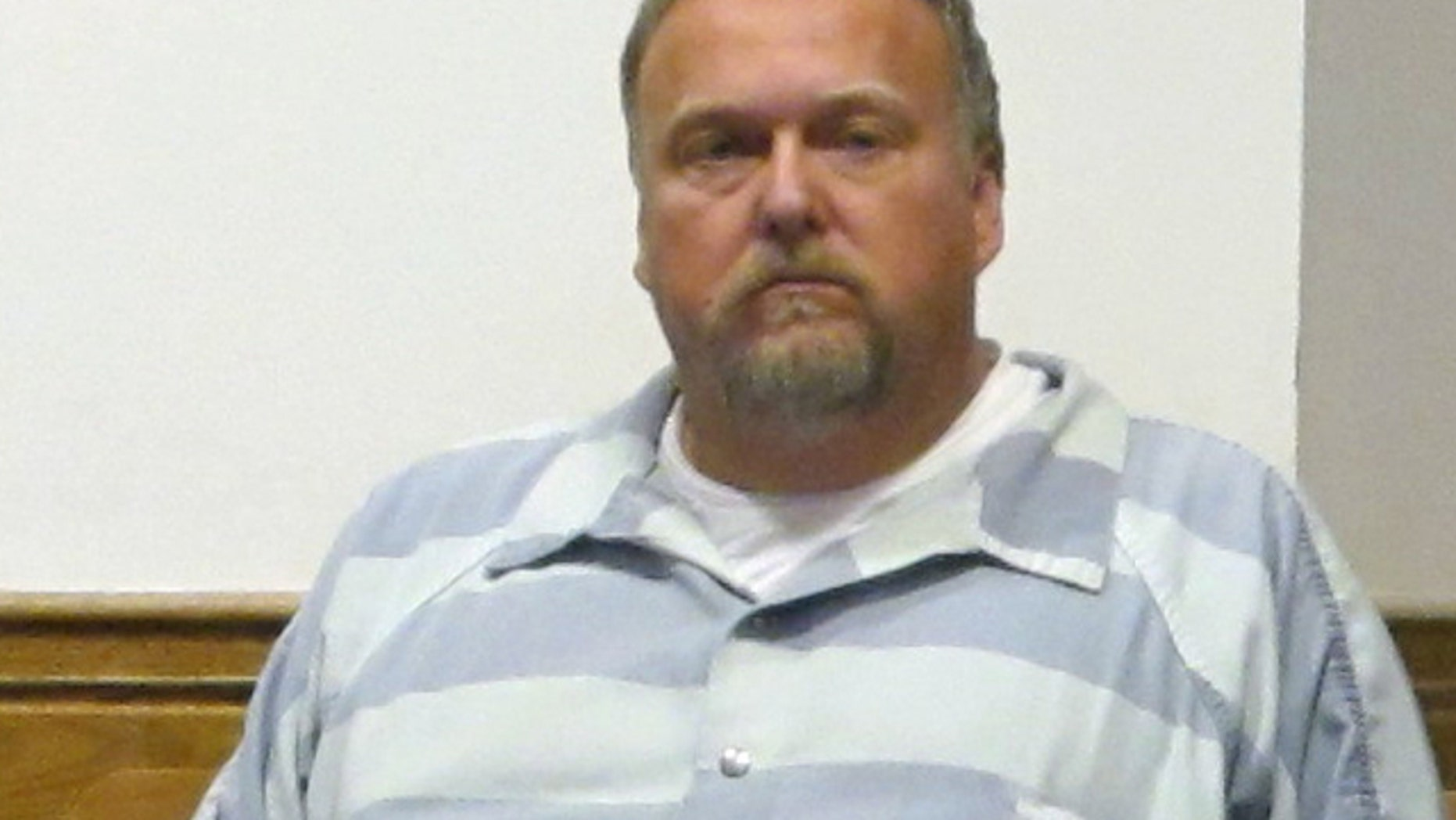 Aug. 18: Pastor Dale Richardson awaits a bond hearing in Summerville, S.C. Richardson is charged with sexually assaulting three women. A magistrate denied bond Thursday for Richardson.
