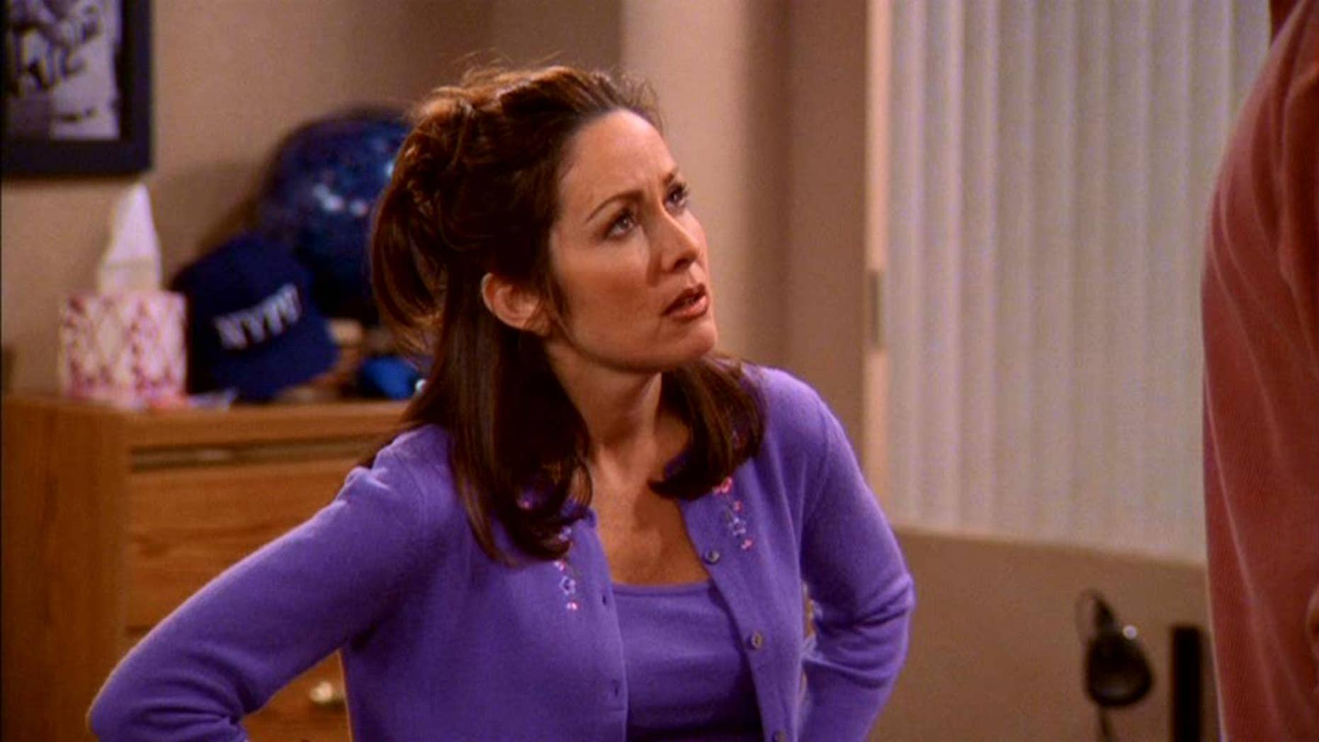 "Patricia Heaton as Debra Barone on ""Everybody Loves Raymond"""